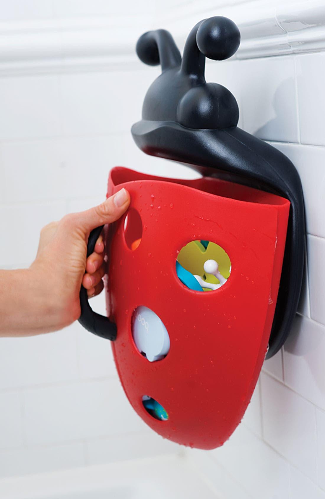 Alternate Image 2  - Boon Bath 'Scoop Drain' Toy Storage