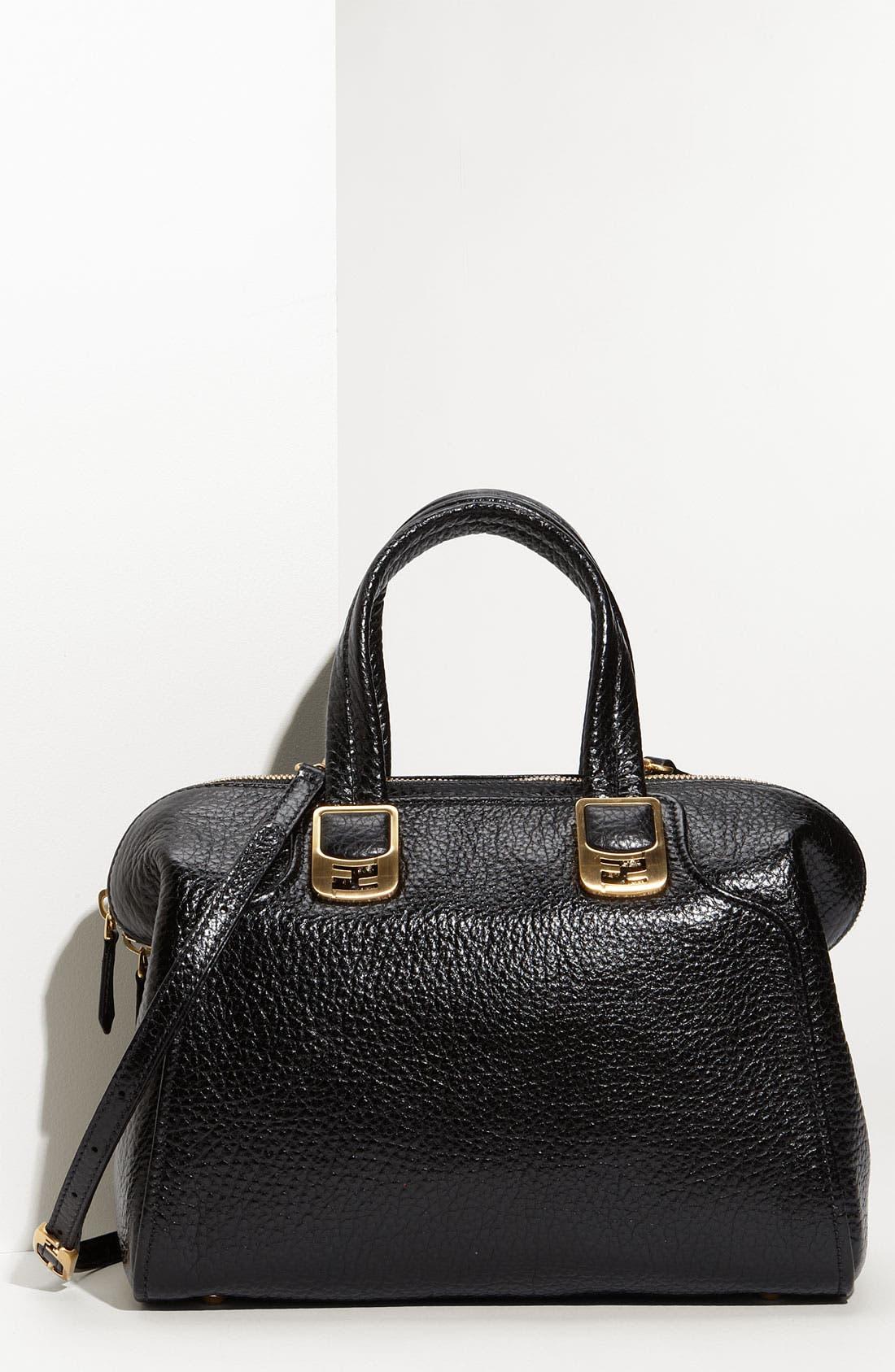 Main Image - Fendi 'Chameleon - Small' Leather Tote