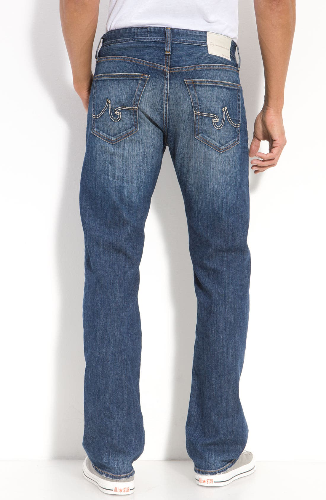 Alternate Image 1  - AG Jeans 'Protégé' Straight Leg Jeans (15 Year Wash)