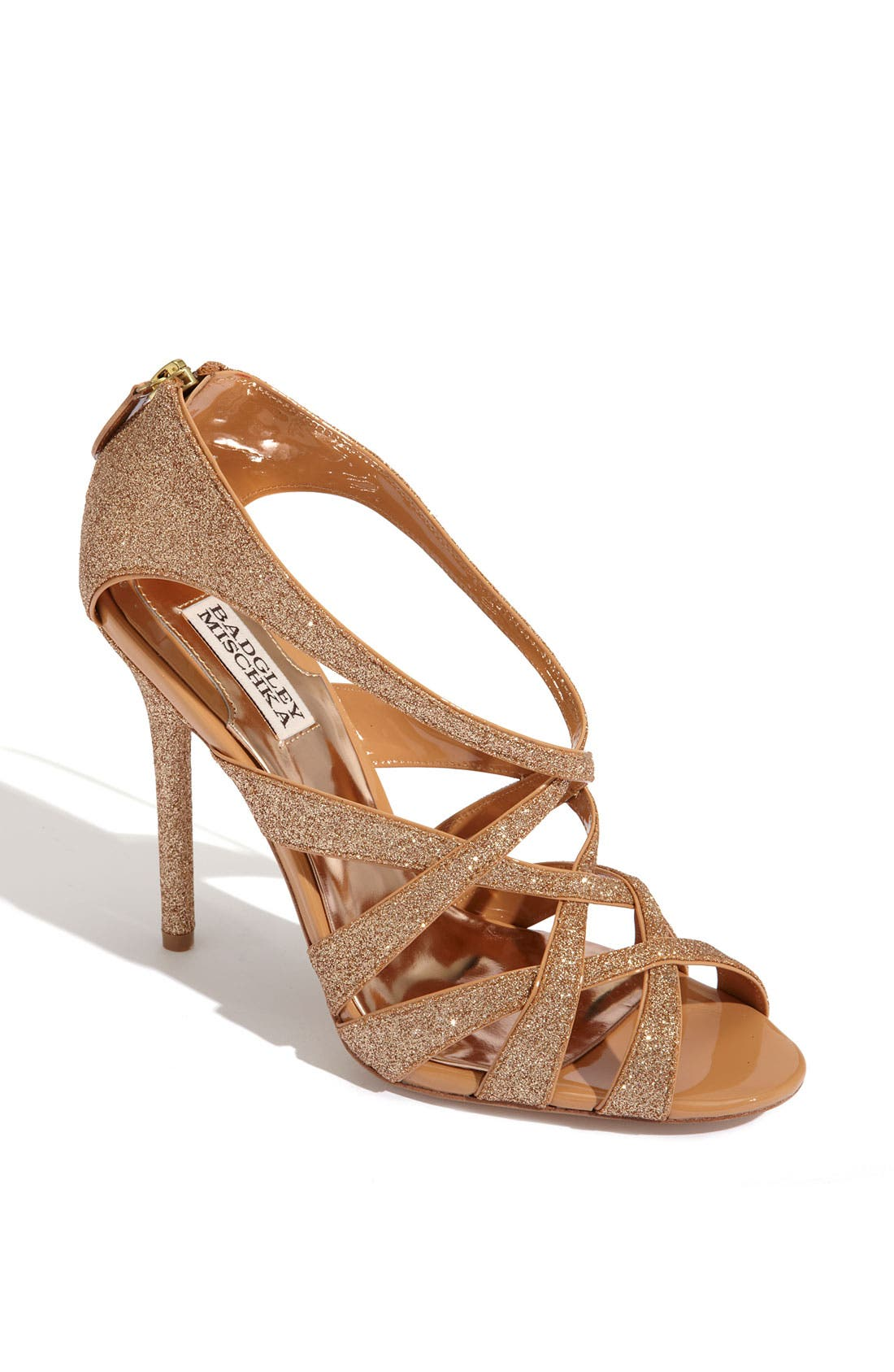 Alternate Image 1 Selected - Badgley Mischka 'Junebug' Sandal
