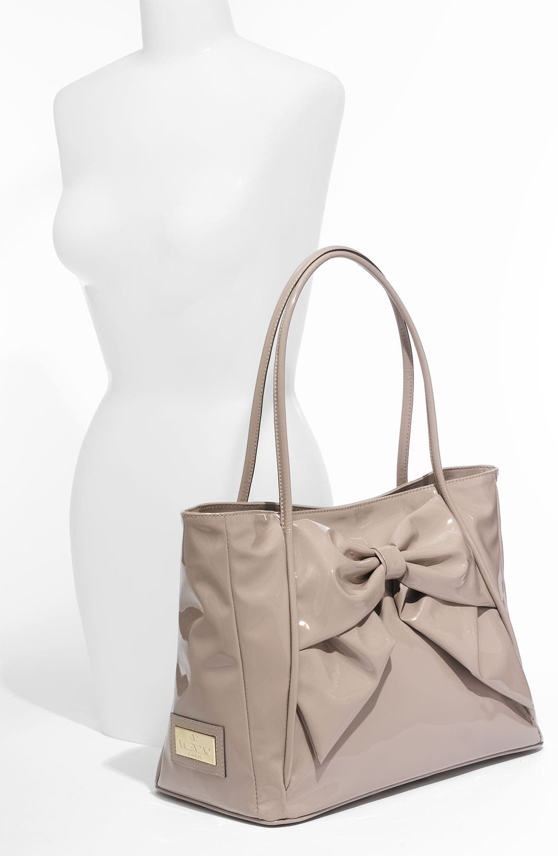 Alternate Image 2  - Valentino 'Betty Lacca Bow - Small' Tote