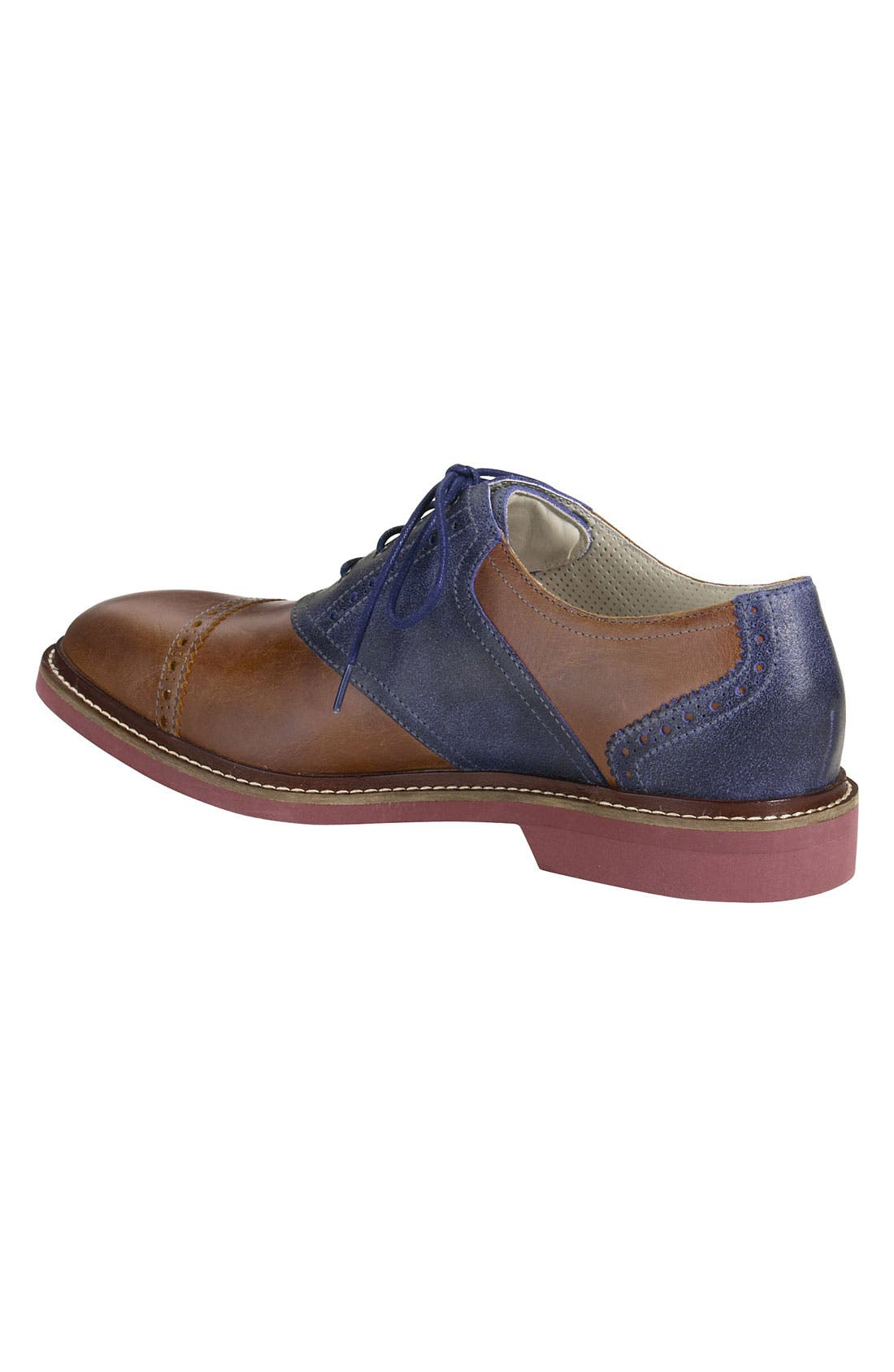 Alternate Image 2  - Cole Haan 'Air Franklin' Saddle Oxford