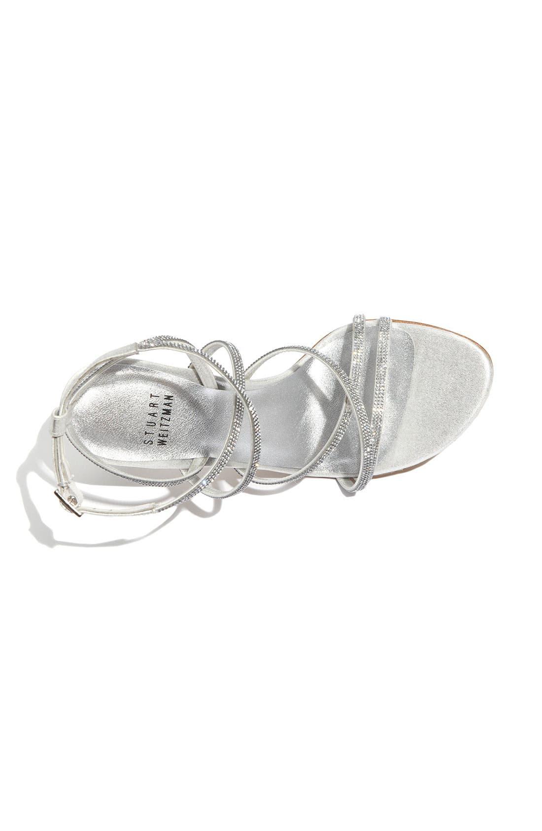 Alternate Image 3  - Stuart Weitzman 'Gemex' Sandal