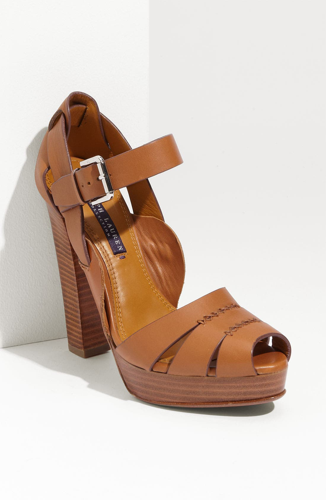Alternate Image 1 Selected - Ralph Lauren Collection 'Kam' Sandal