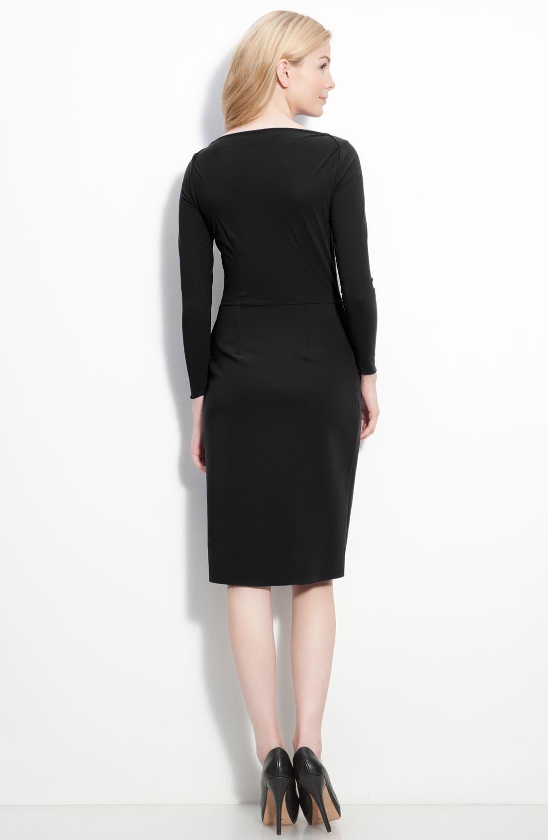 Alternate Image 2  - La Petite Robe by Chiara Boni 'Cassandra' Dress