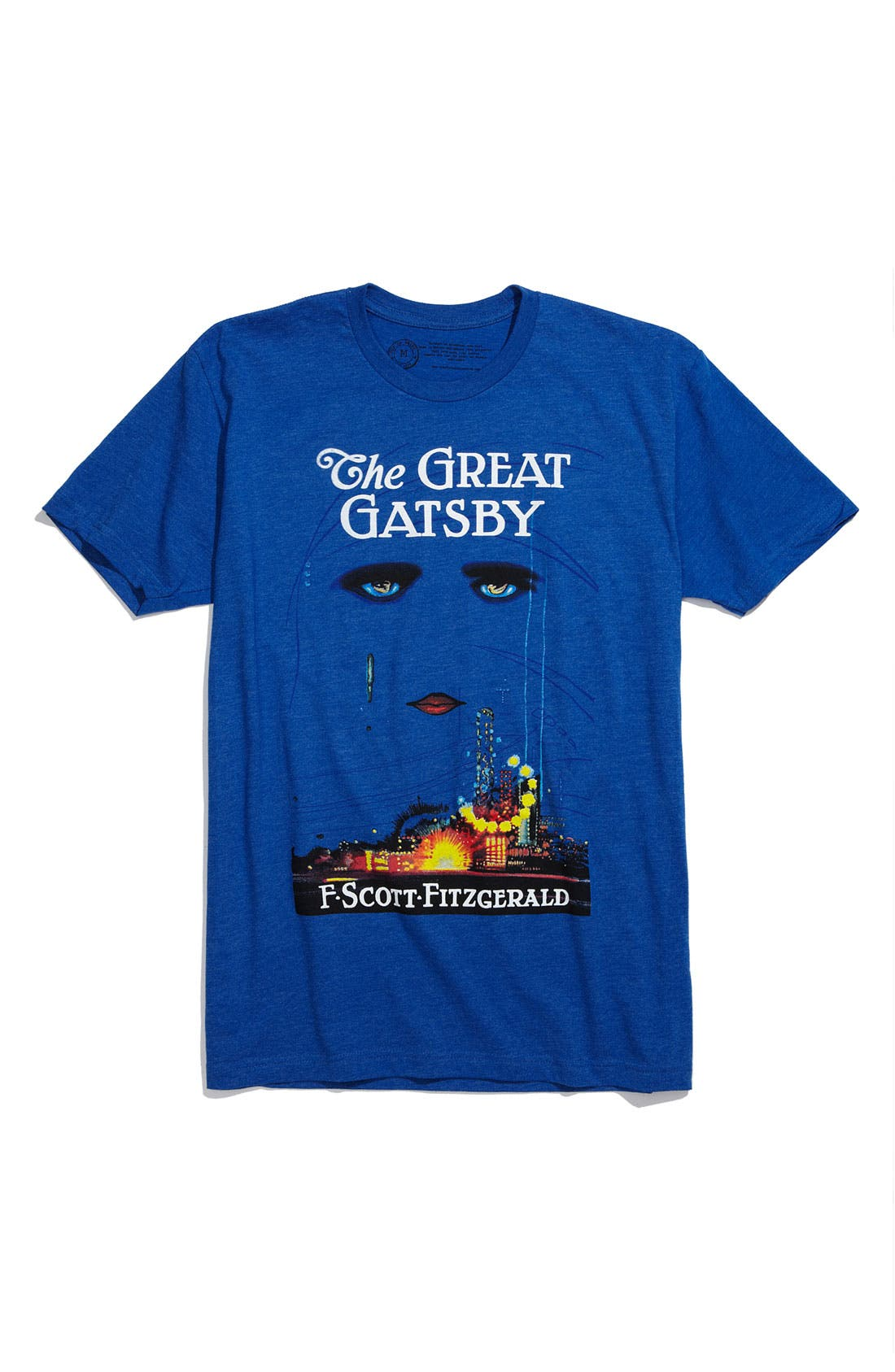 Alternate Image 1 Selected - Out of Print 'The Great Gatsby' Graphic T-Shirt