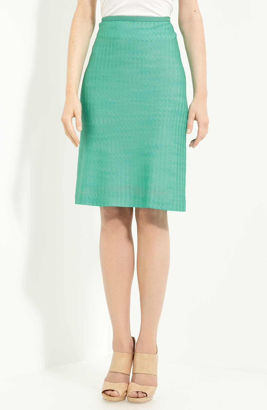 Alternate Image 1 Selected - Missoni Zig Zag Knit Skirt