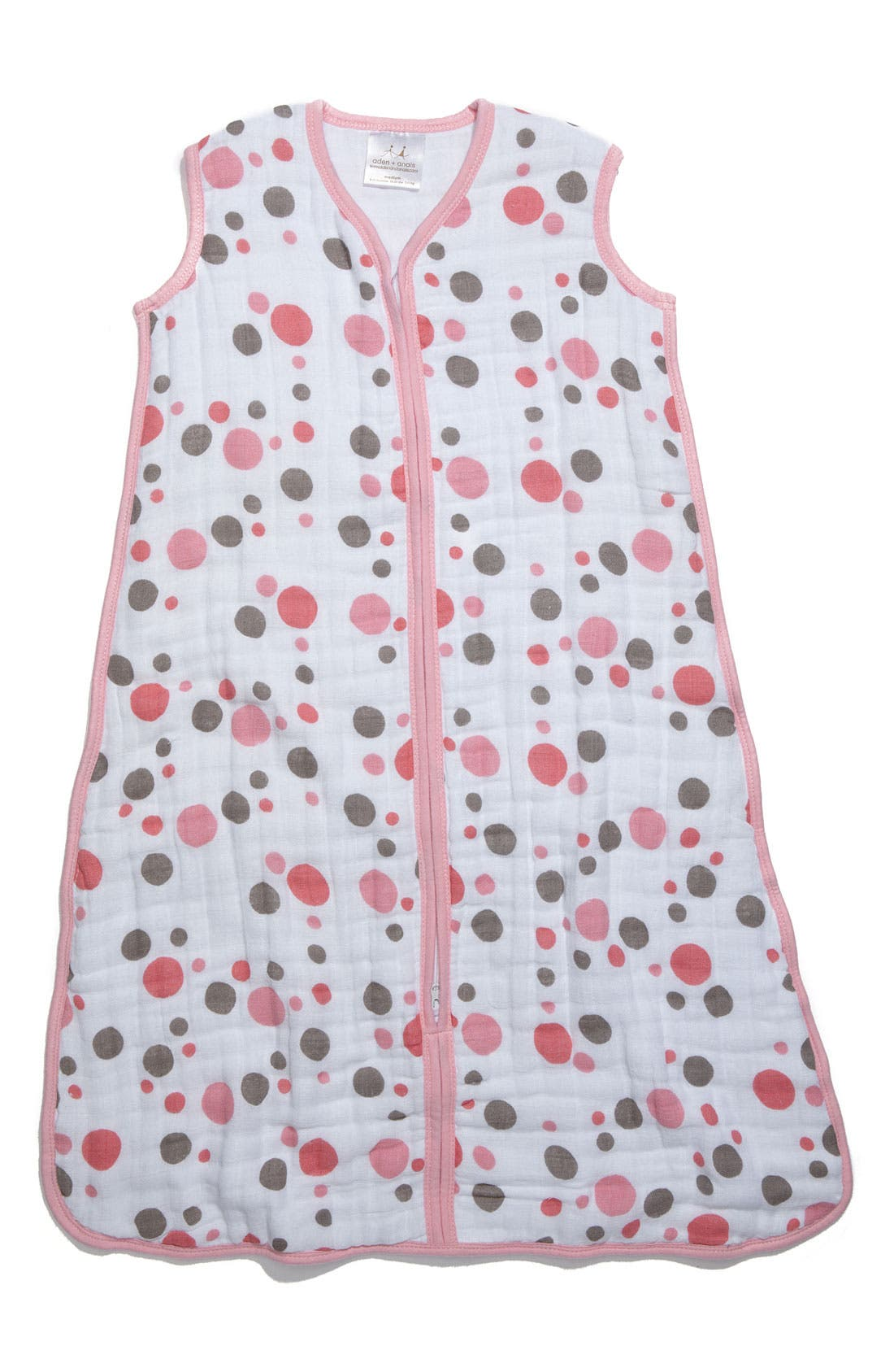 Main Image - aden + anais 'Cozy Sleeping Bag' Wearable Blanket (Baby)