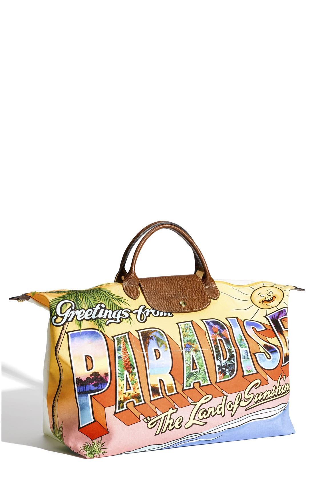 Alternate Image 1 Selected - Longchamp 'Jeremy Scott Paradise' Duffel