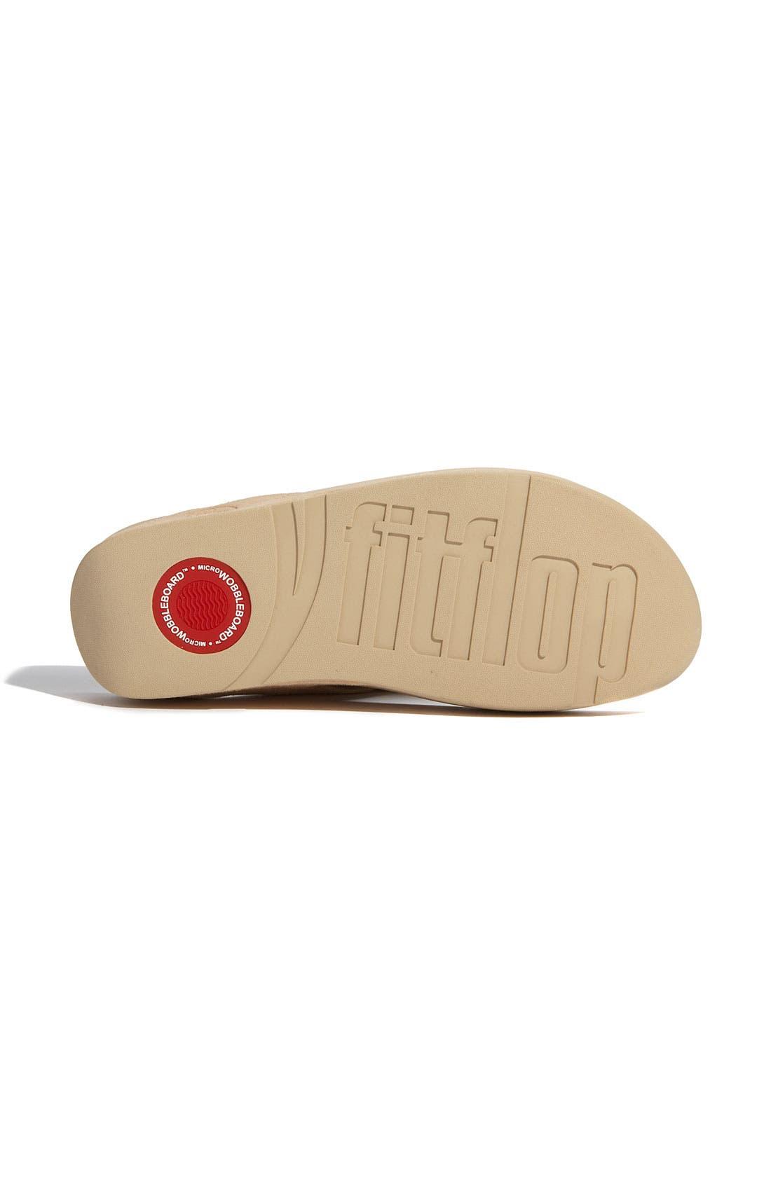 Alternate Image 4  - FitFlop 'Frou™' Sandal