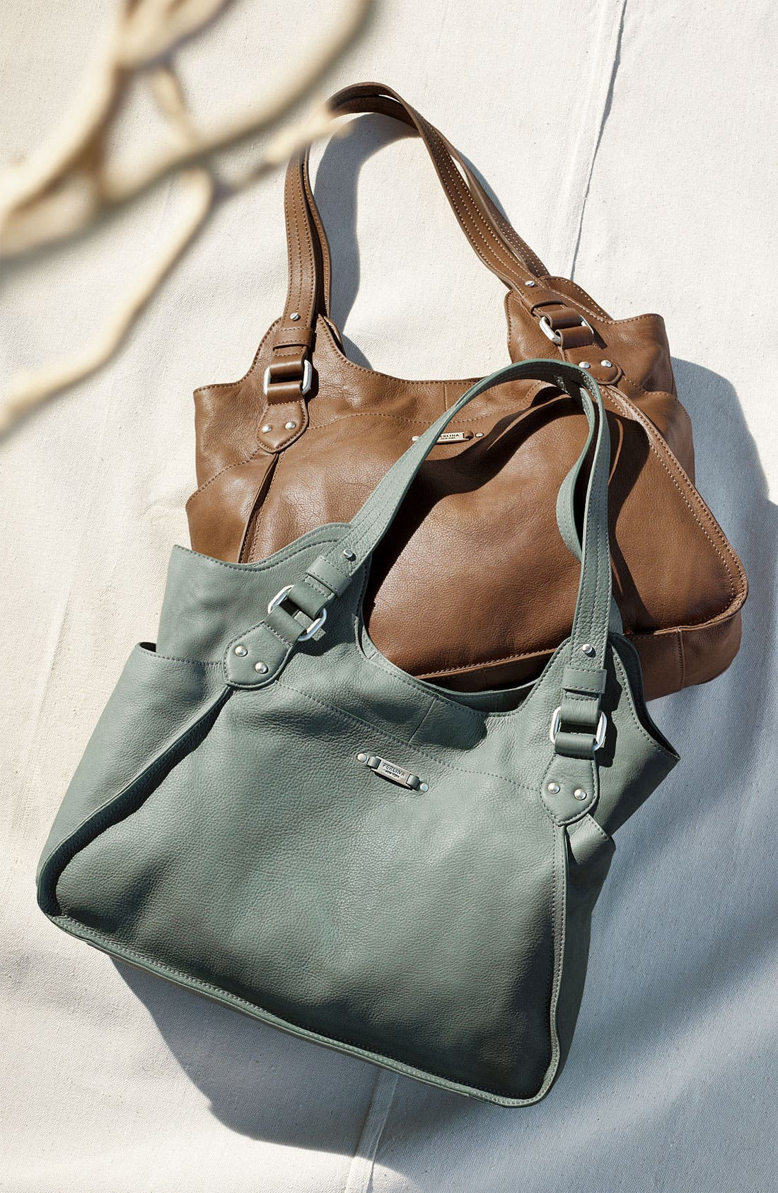 Alternate Image 5  - Perlina 'Claire' Leather Tote