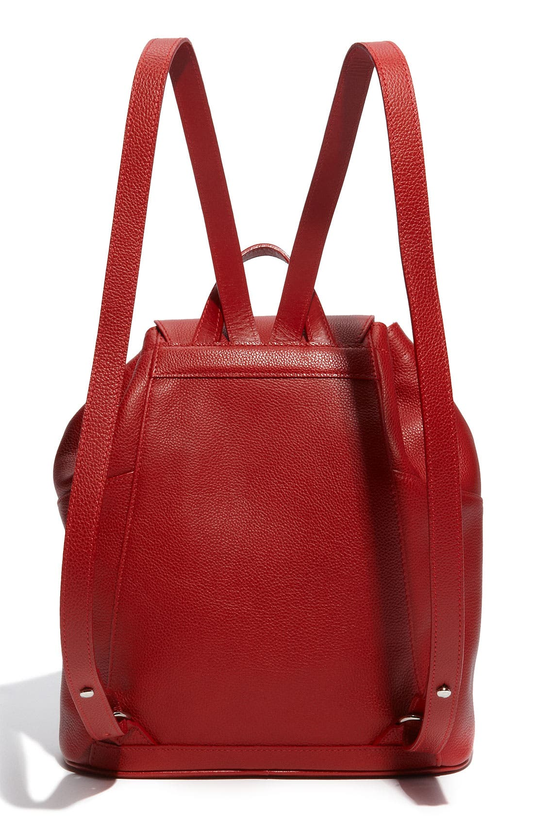 Alternate Image 4  - Longchamp Leather Backpack