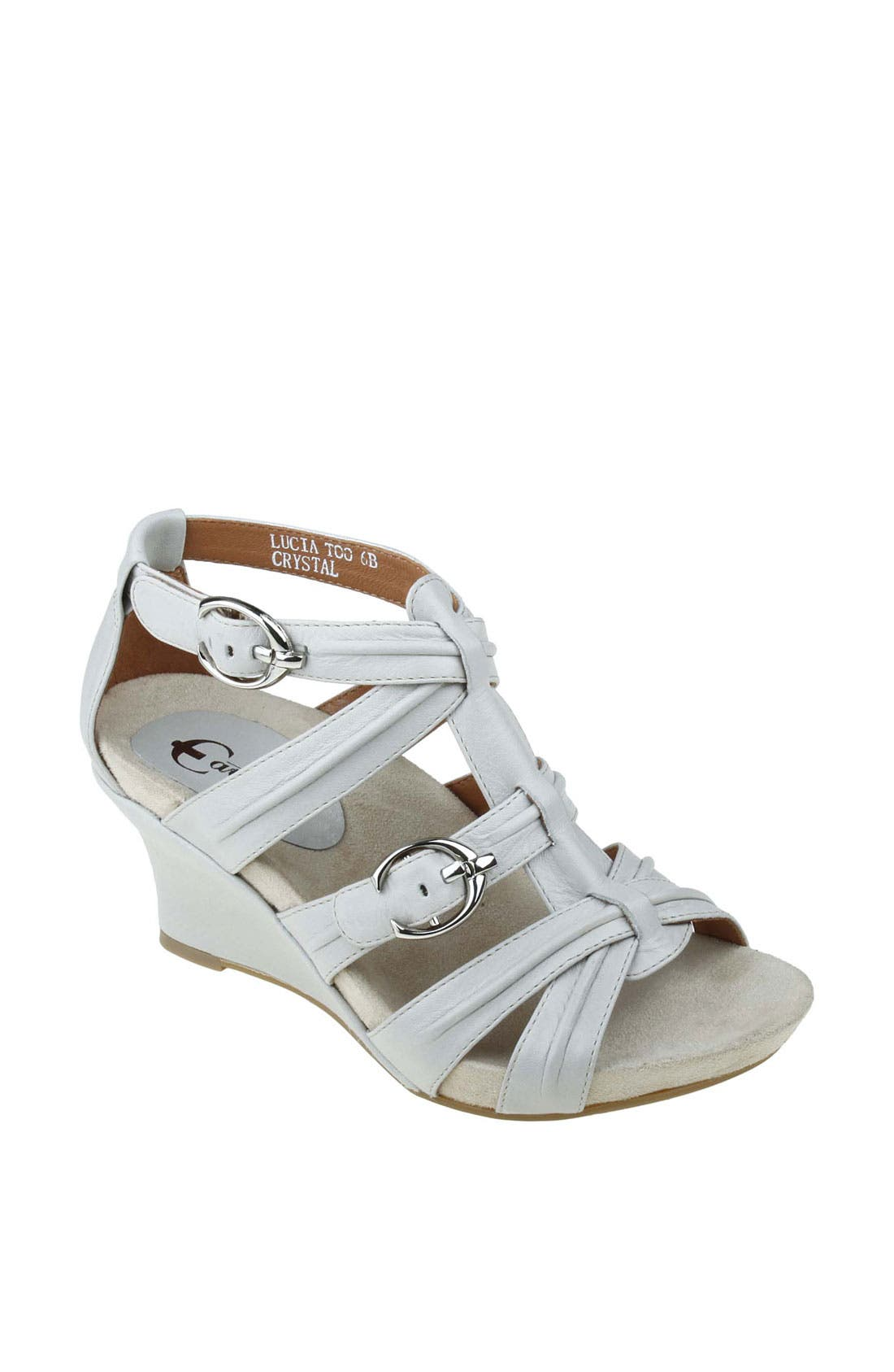 Alternate Image 1 Selected - Earthies® 'Lucia Too' Sandal