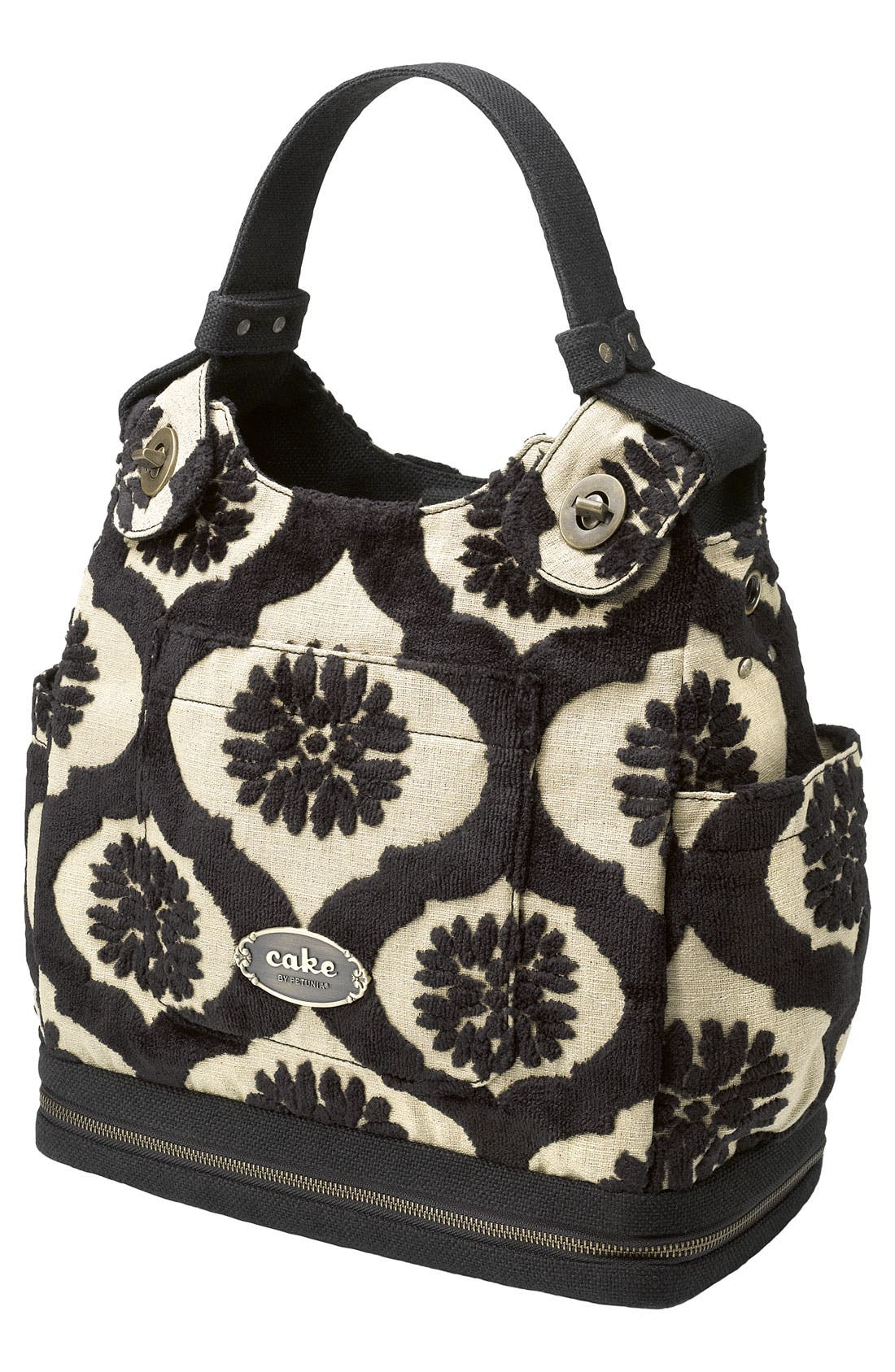 Alternate Image 1 Selected - Petunia Pickle Bottom 'Cake Society' Convertible Baby Bag