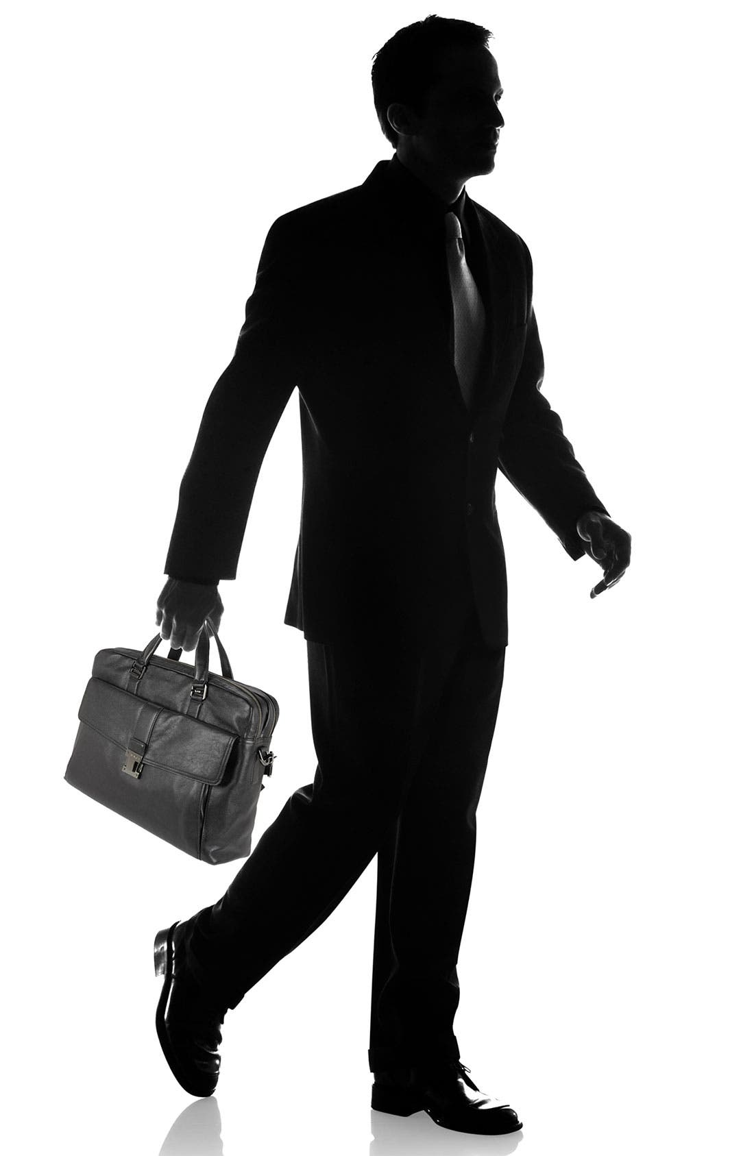 Alternate Image 6  - Tumi 'Beacon Hill - Chestnut Large' Laptop Briefcase