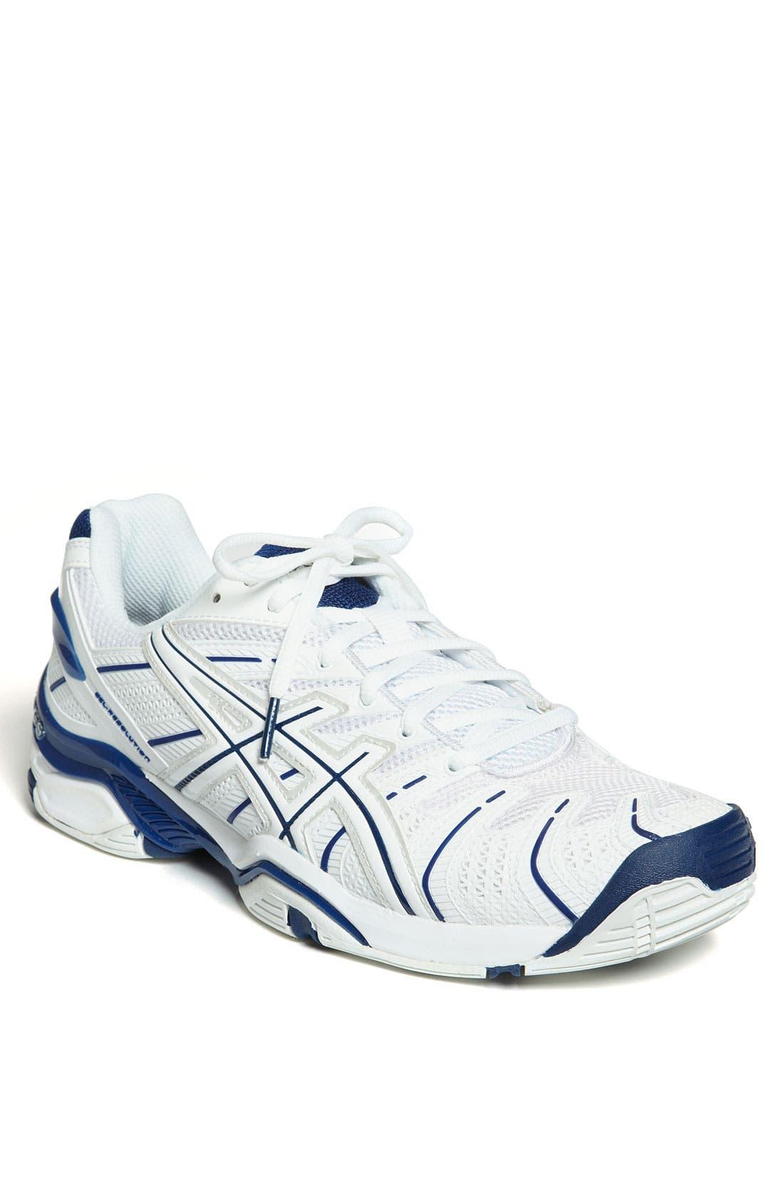 Alternate Image 1 Selected - ASICS® 'GEL-Resolution 4' Tennis Shoe (Men)