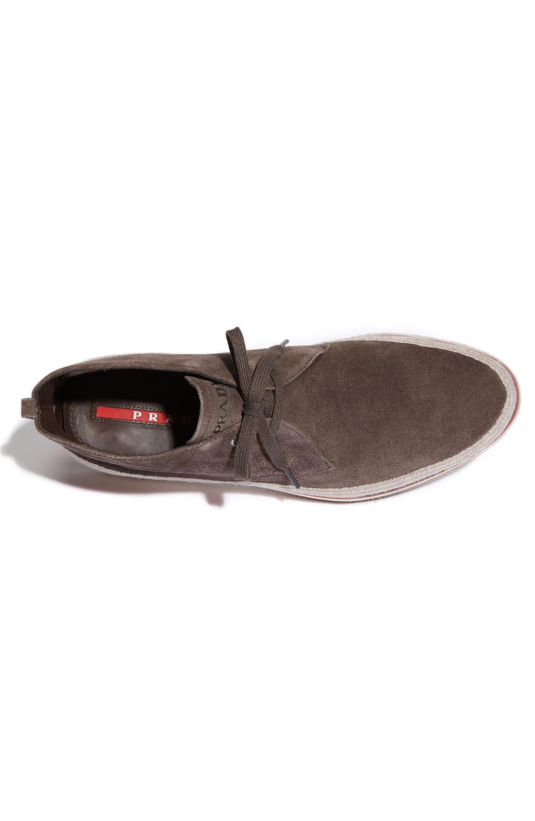 Alternate Image 3  - Prada 'Calzature Uomo' Chukka Boot