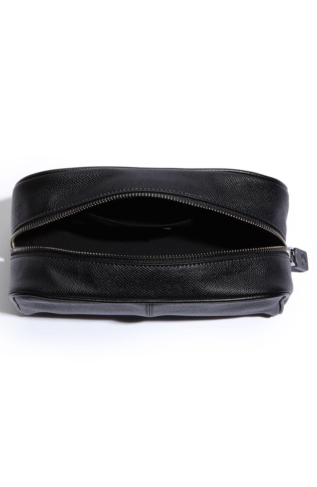 Alternate Image 4  - Tod's Wash Bag