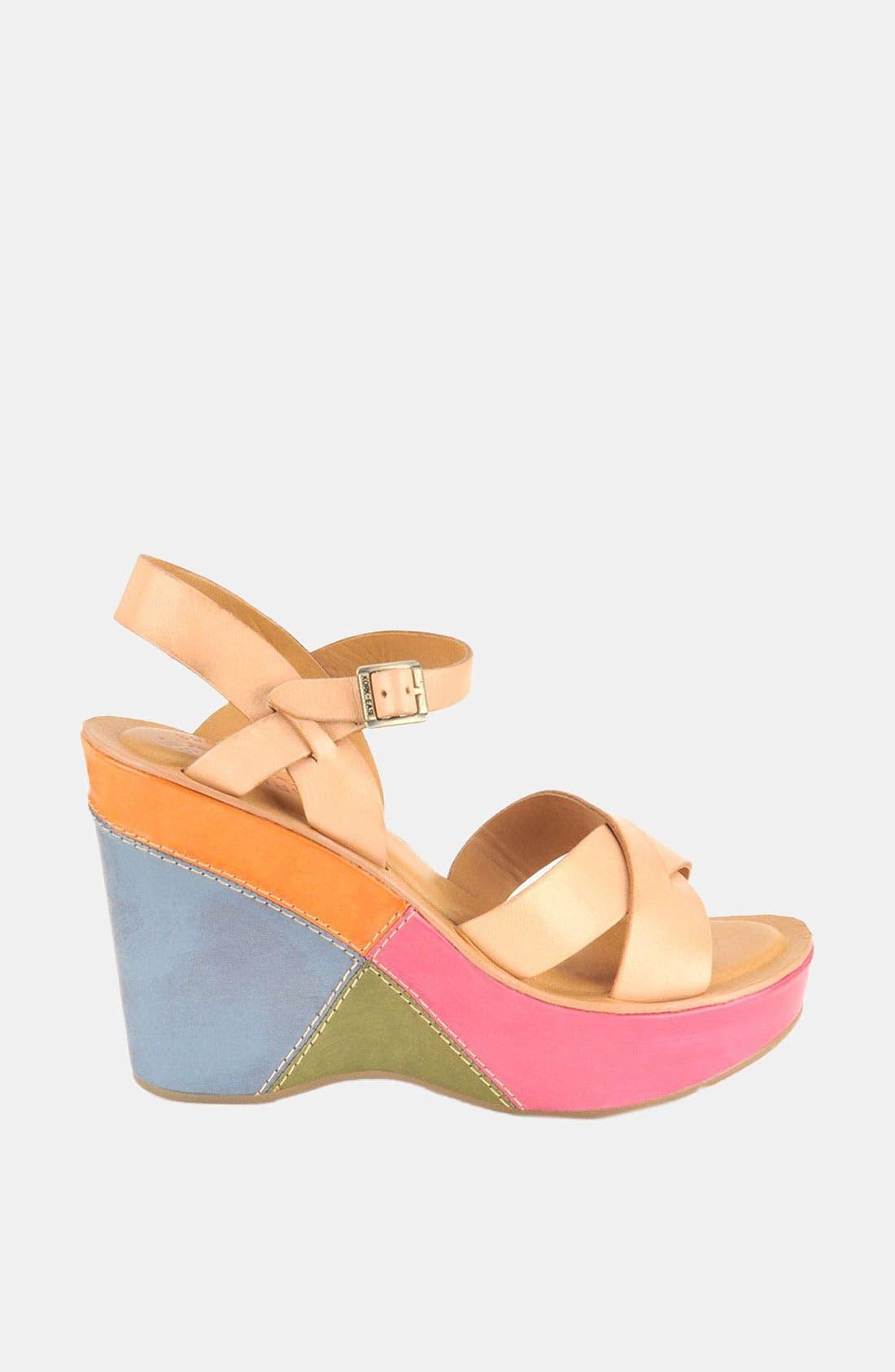 Alternate Image 4  - Kork-Ease 'Bette' Wedge Sandal