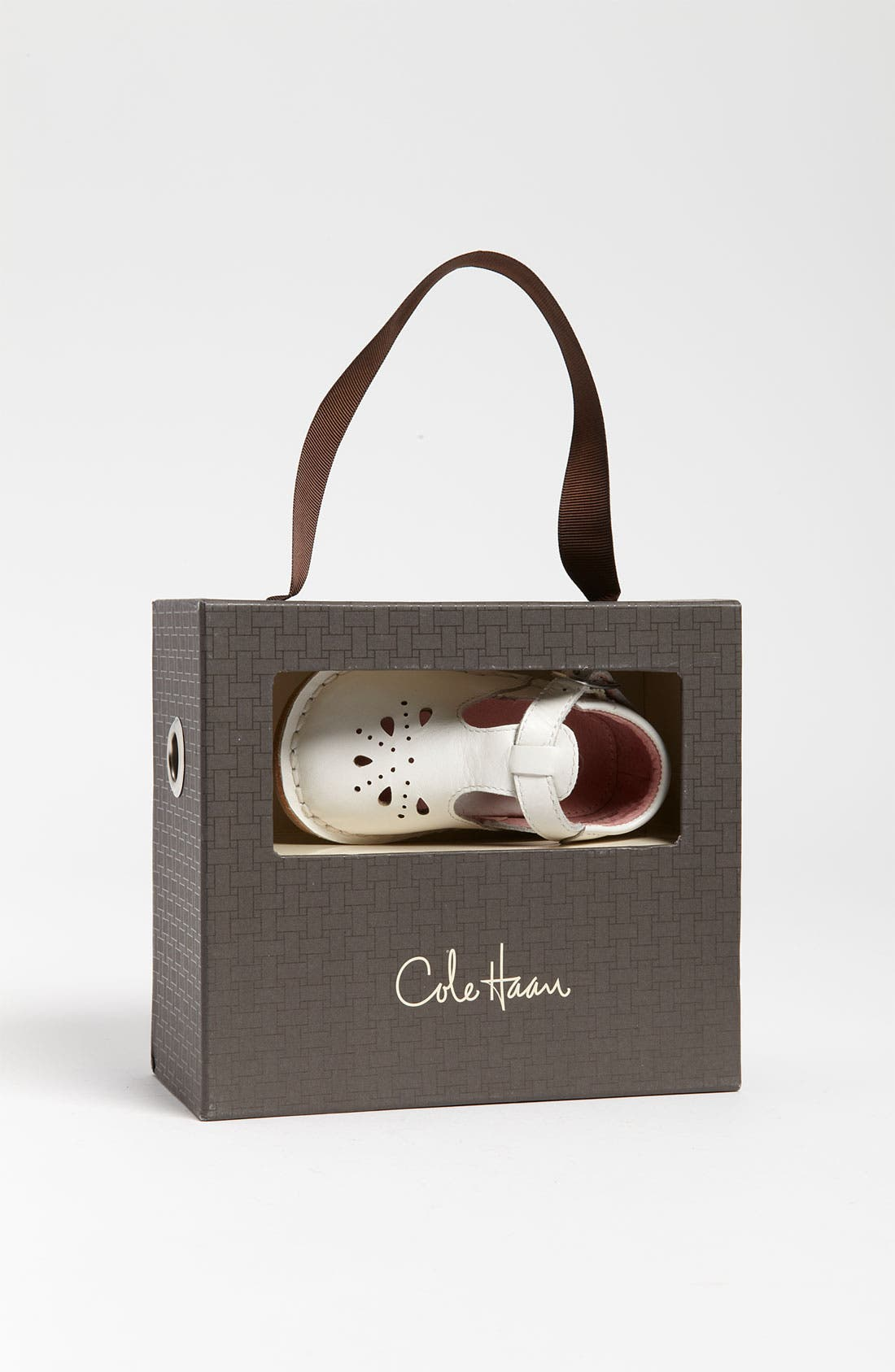 Alternate Image 5  - Cole Haan 'Mini' T-Strap Shoe (Baby)