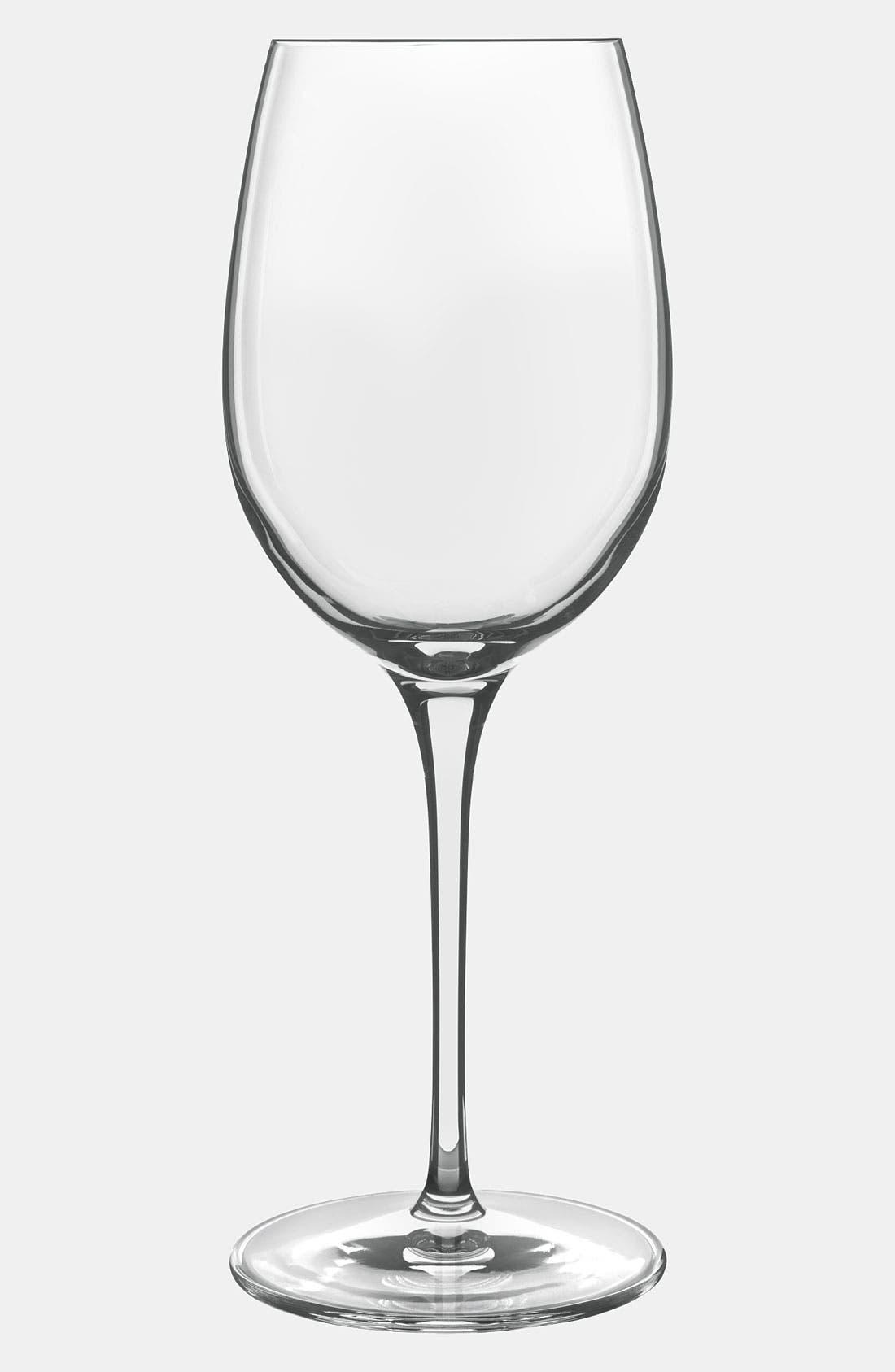 Alternate Image 2  - Luigi Bormioli 'Wine Profiles Soft Whites' Wine Glasses (Set of 2)