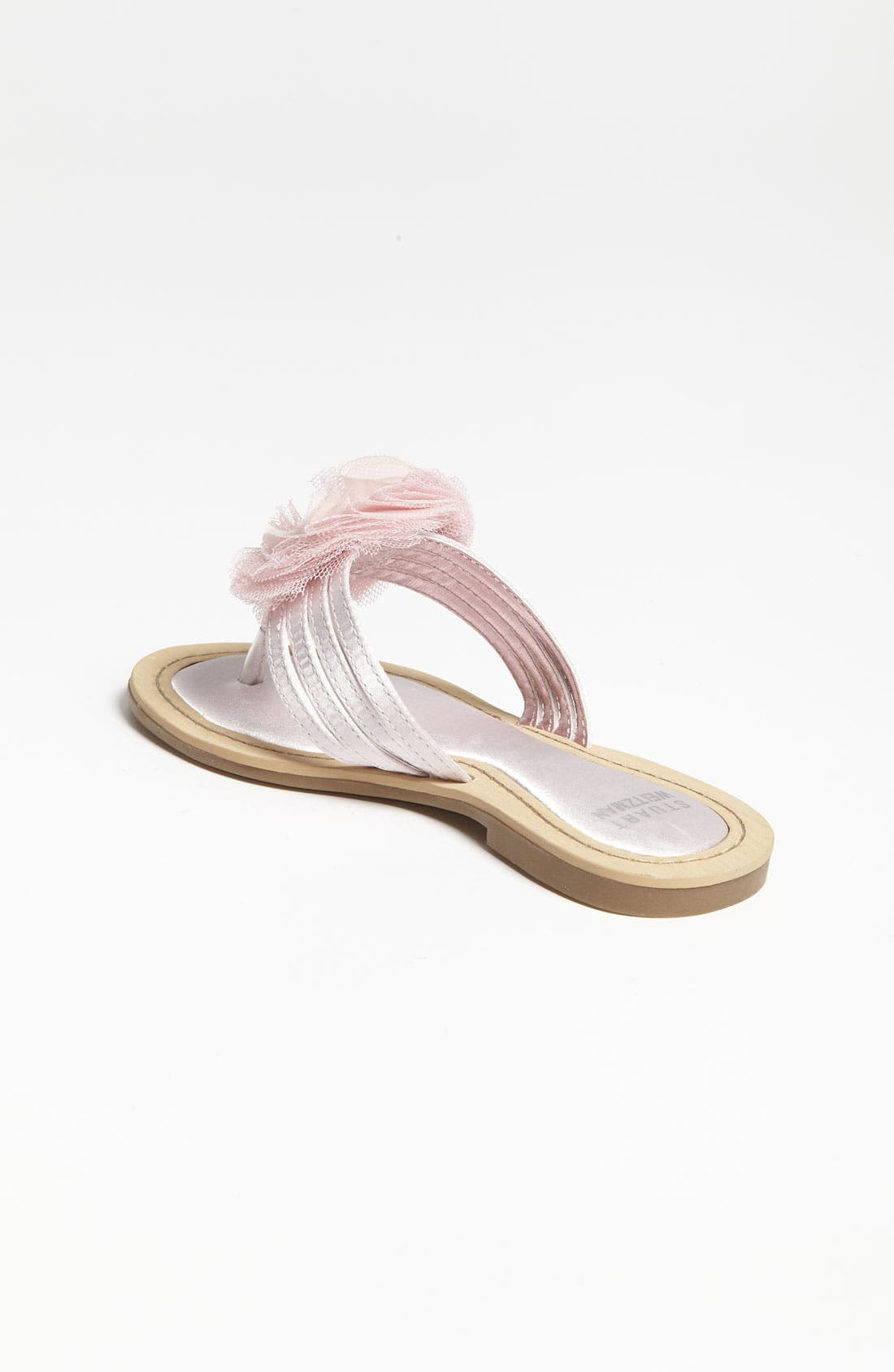 Alternate Image 2  - Stuart Weitzman 'Tutu' Sandal (Toddler, Little Kid & Big Kid)