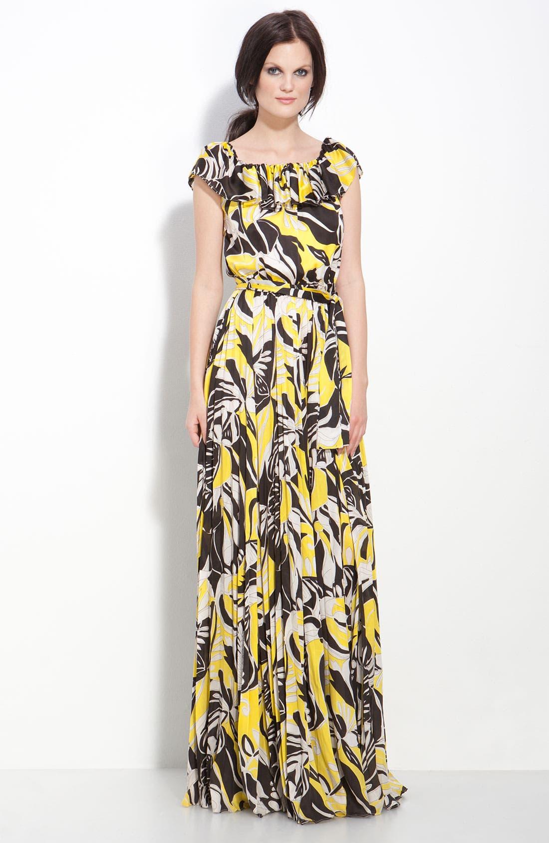 Alternate Image 2  - Rachel Zoe 'Kendal' Off Shoulder Gown