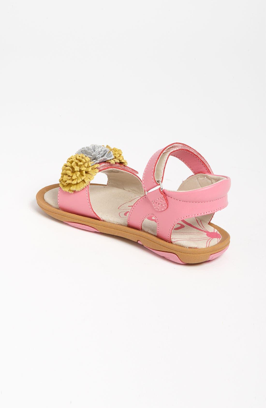 Alternate Image 2  - Umi 'Serenna' Adjustable Sandal (Toddler, Little Kid & Big Kid)