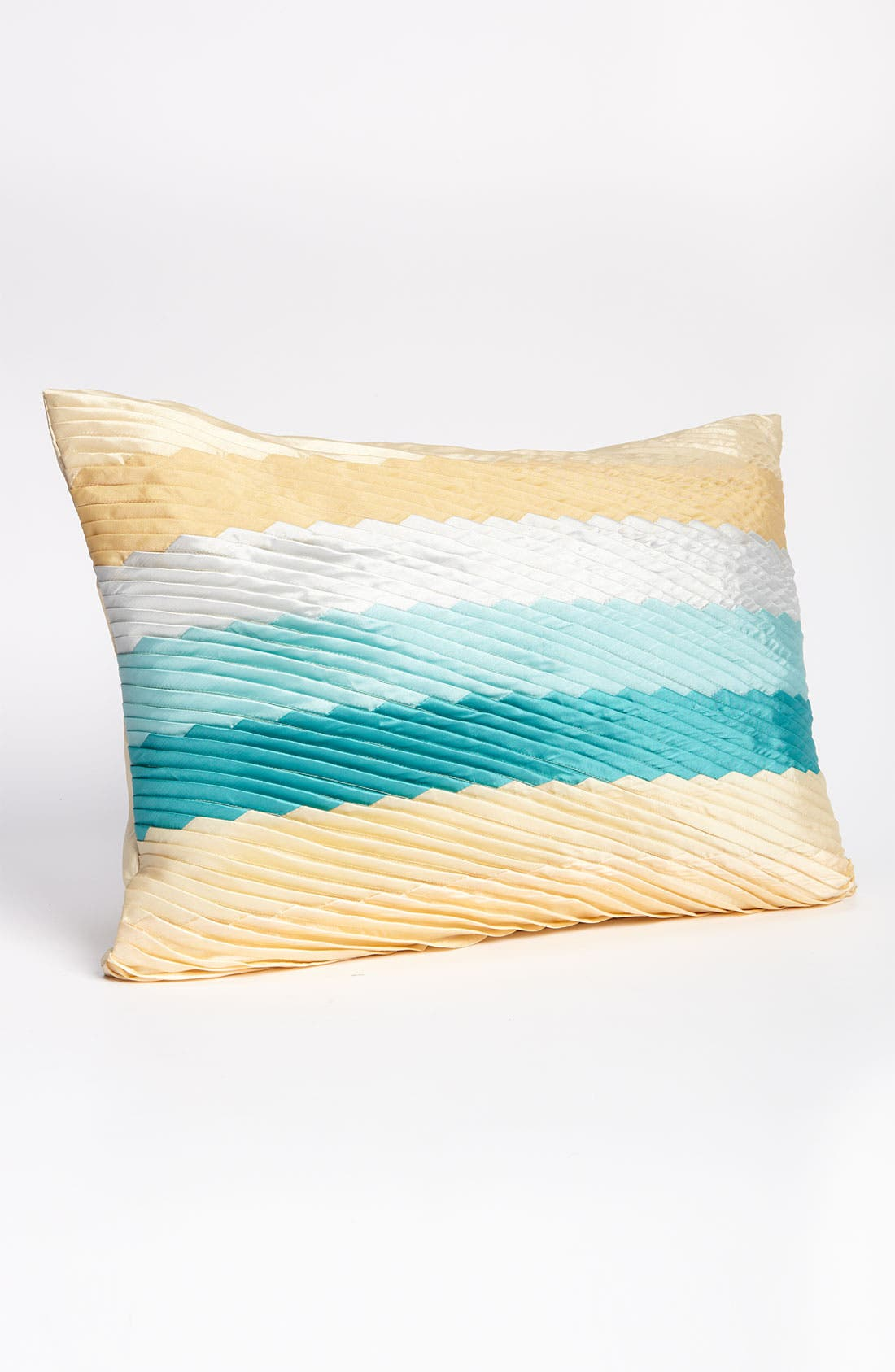 Alternate Image 1 Selected - Nordstrom at Home Pieced Pleated Pillow