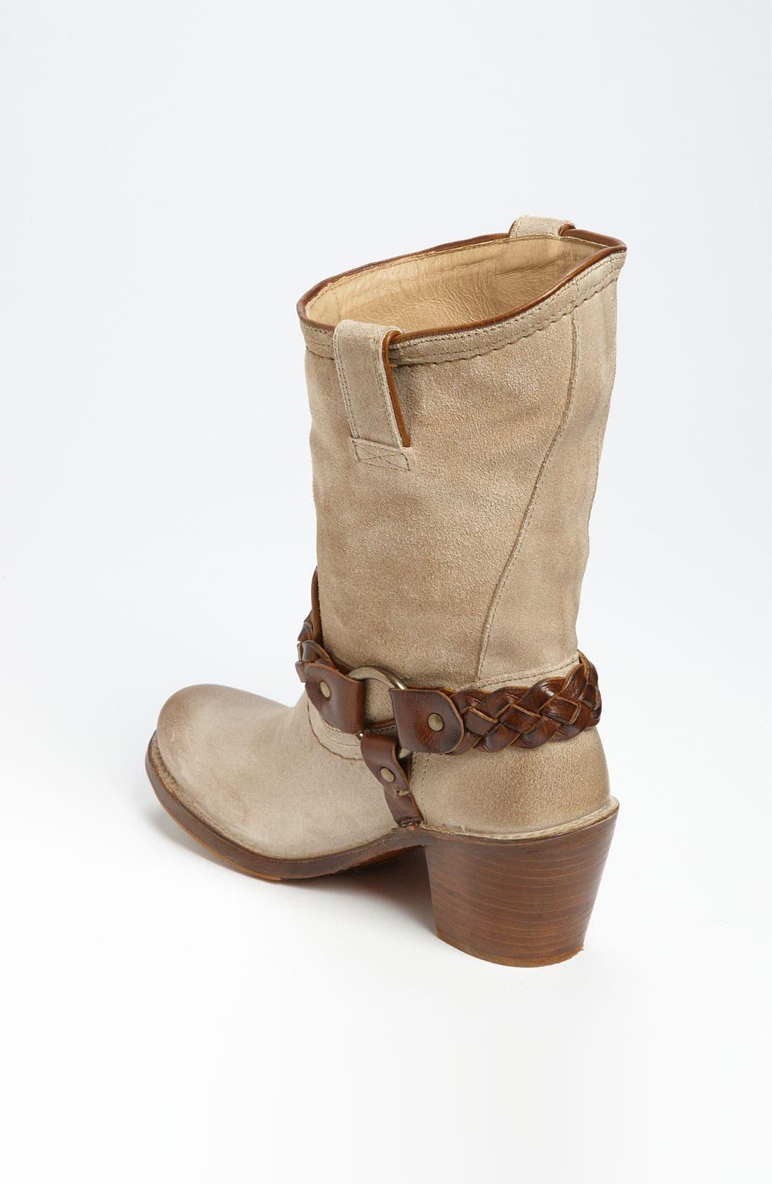 Alternate Image 2  - Frye 'Carmen' Braided Harness Boot