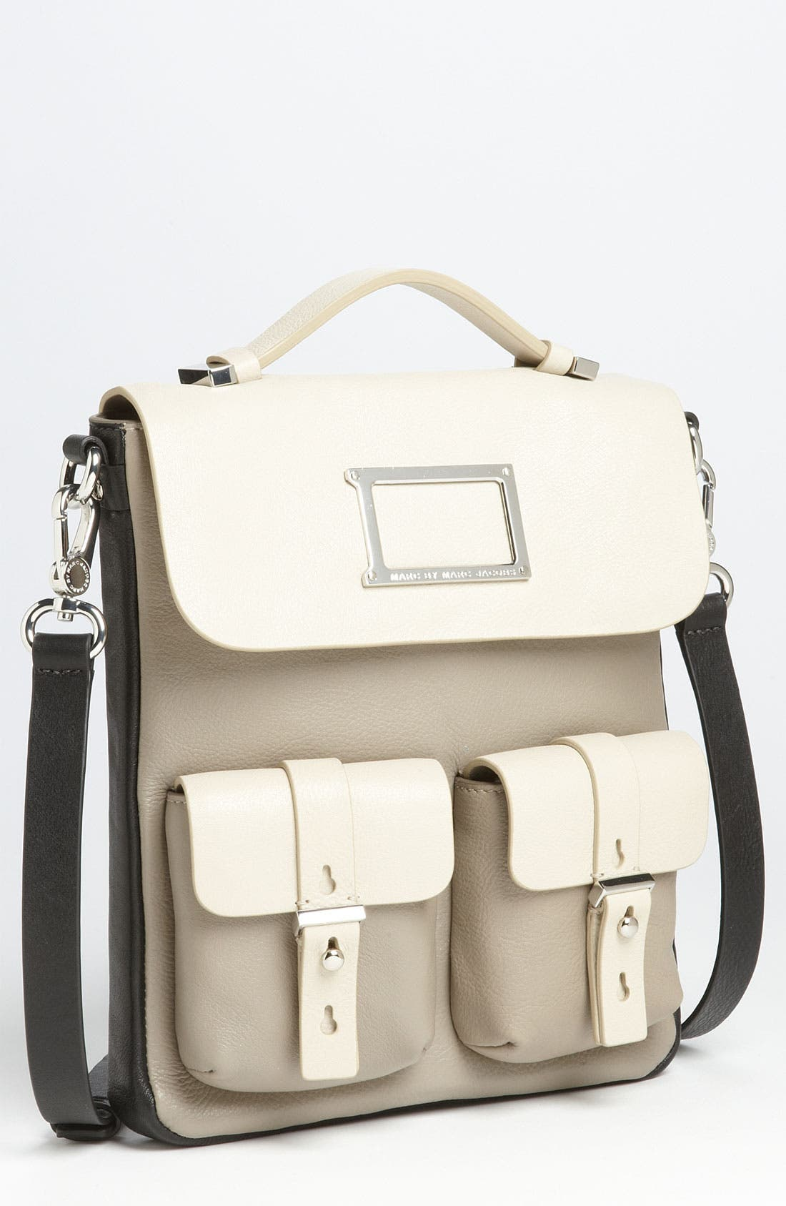 Main Image - MARC BY MARC JACOBS Tablet Messenger Bag