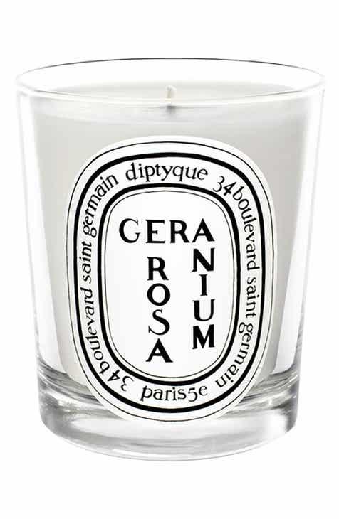 딥디크 DIPTYQUE Geranium Rosa/Rose Geranium Scented Candle
