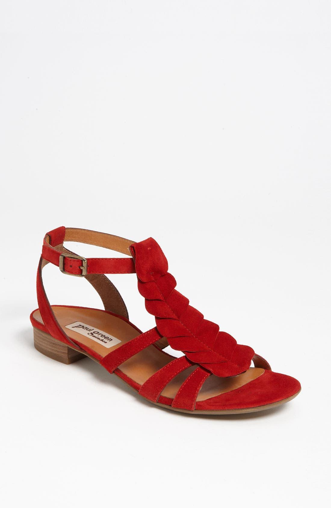 Alternate Image 1 Selected - Paul Green 'Lola' Sandal