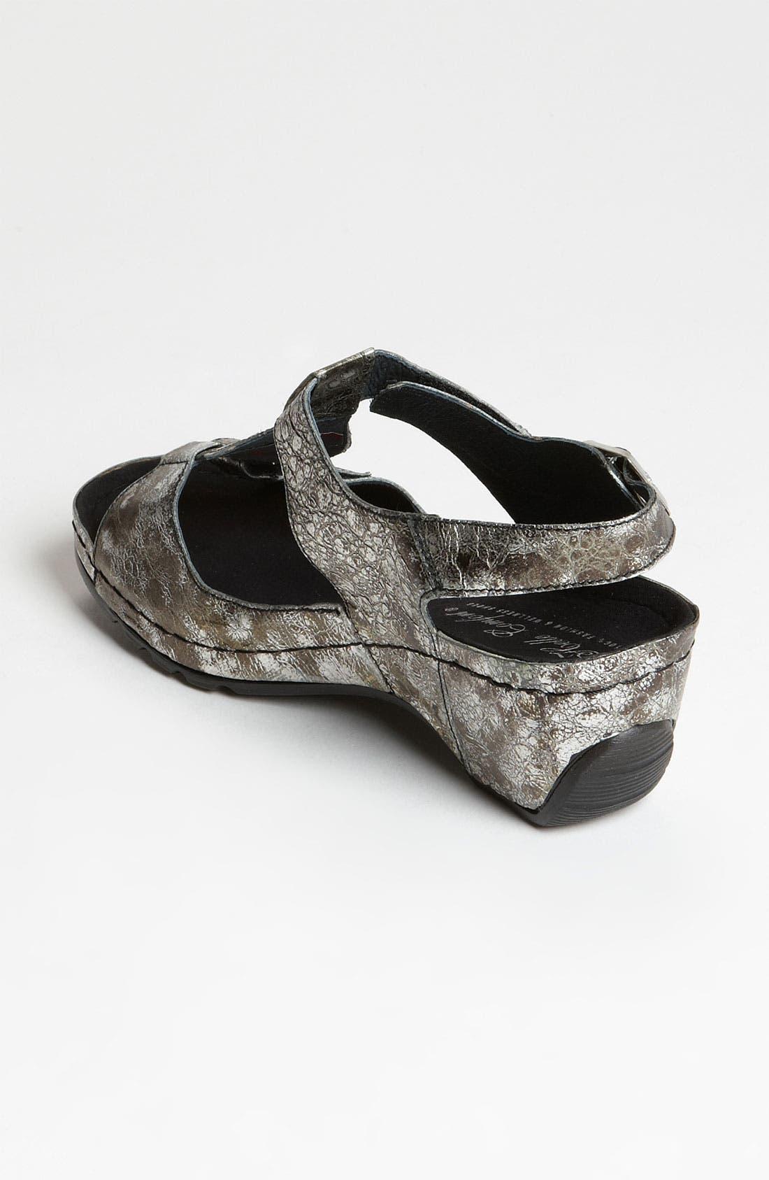 Alternate Image 2  - Helle Comfort® 'Auri' Sandal