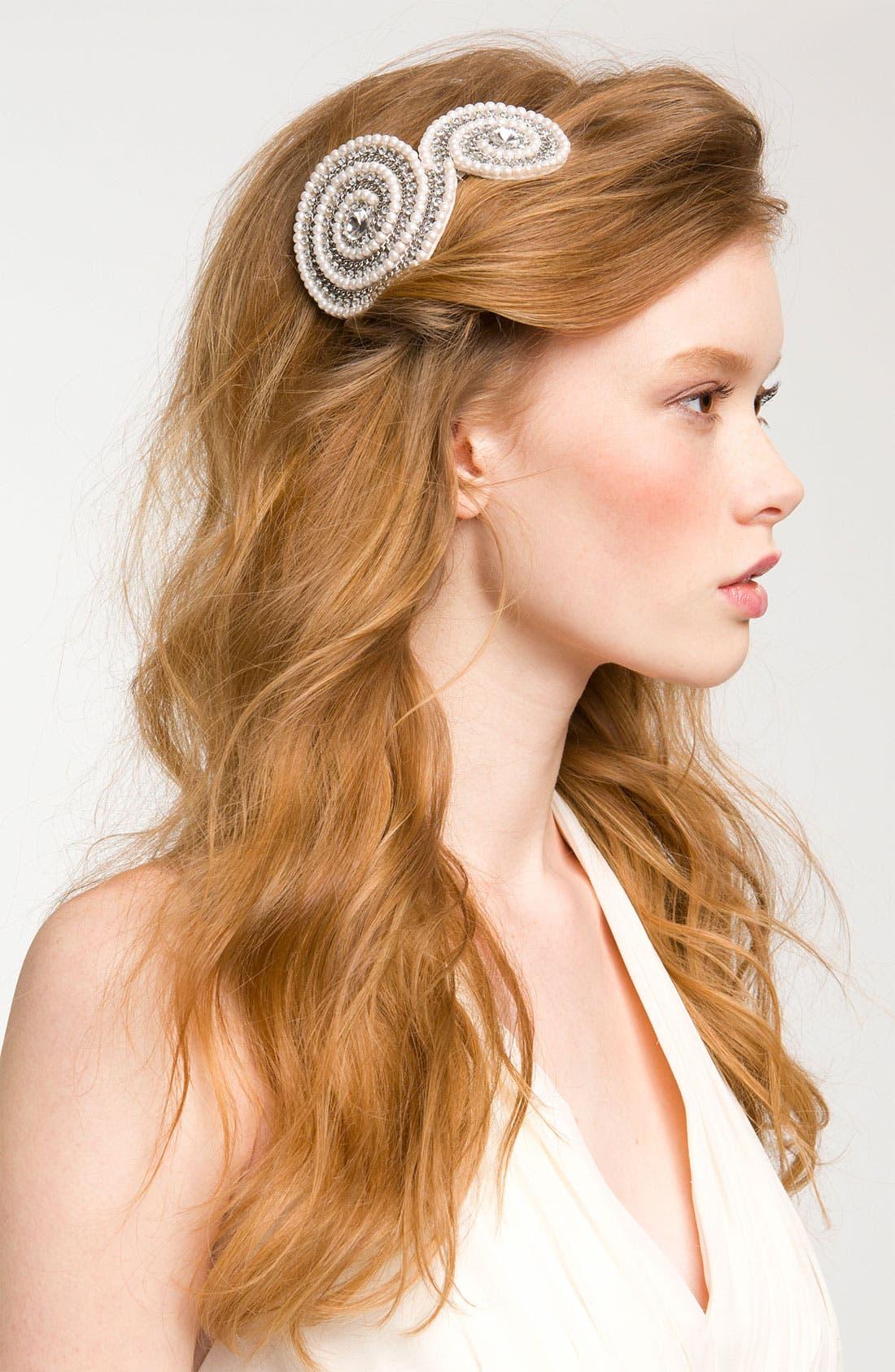 Main Image - Cara 'Swirl' Hair Comb