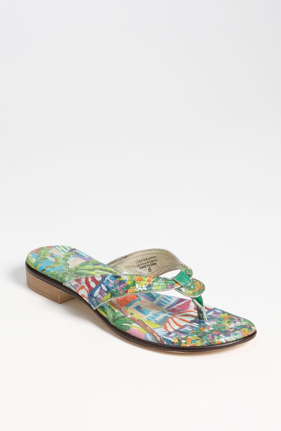 Alternate Image 1 Selected - Icon Footwear 'Jada 23' Sandal