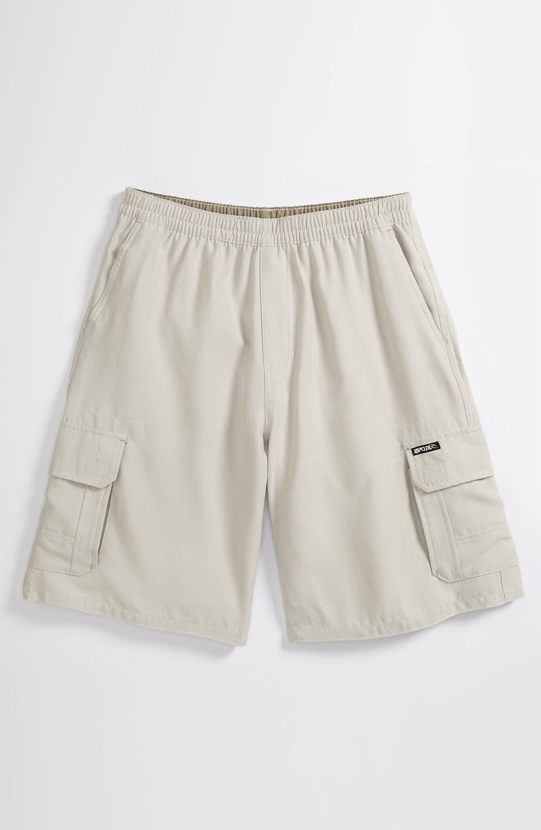 Alternate Image 1 Selected - Rip Curl 'Hamilton' Shorts (Little Boys)