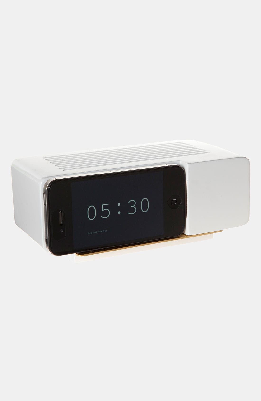 Main Image - Retro iPhone Alarm Dock