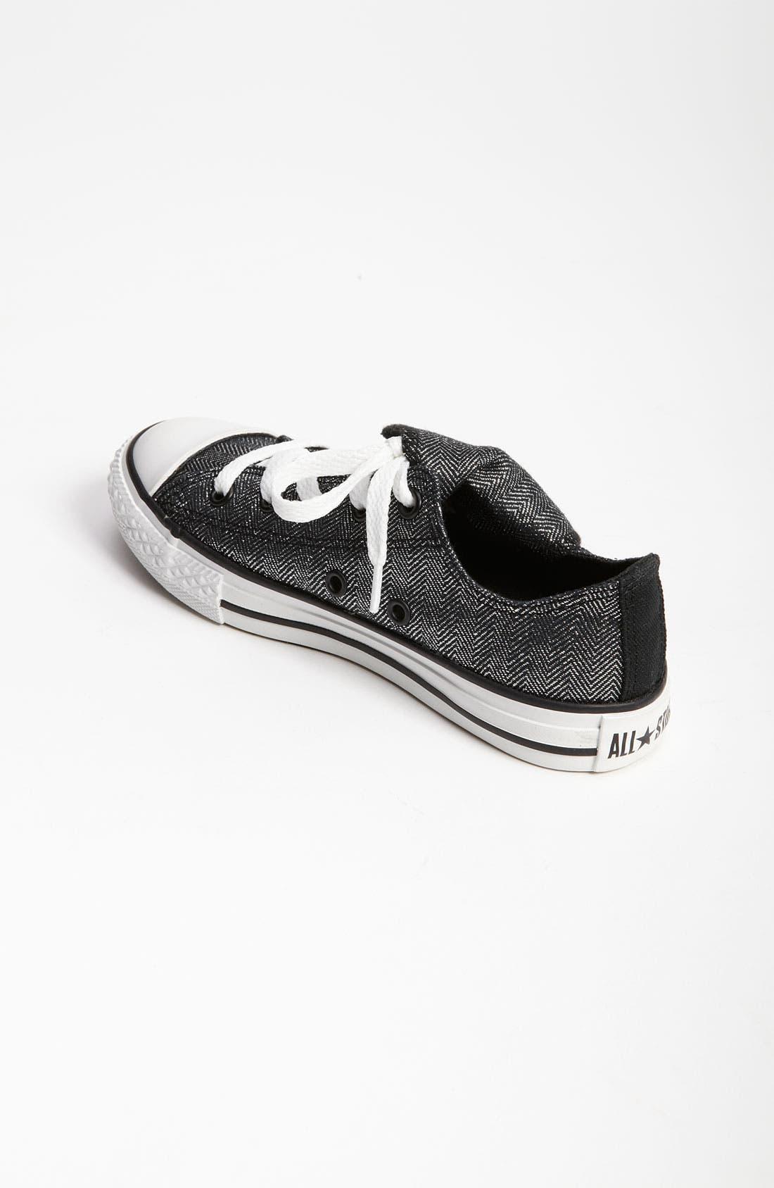 Alternate Image 2  - Converse 'Sparkle' Mega Tongue Sneaker (Toddler, Little Kid & Big Kid)