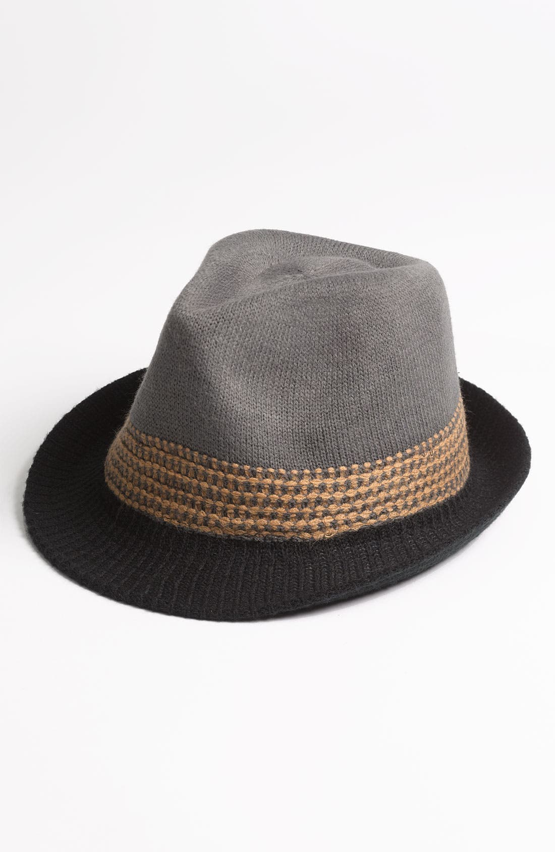 Main Image - Collection XIIX Colorblock Packable Fedora