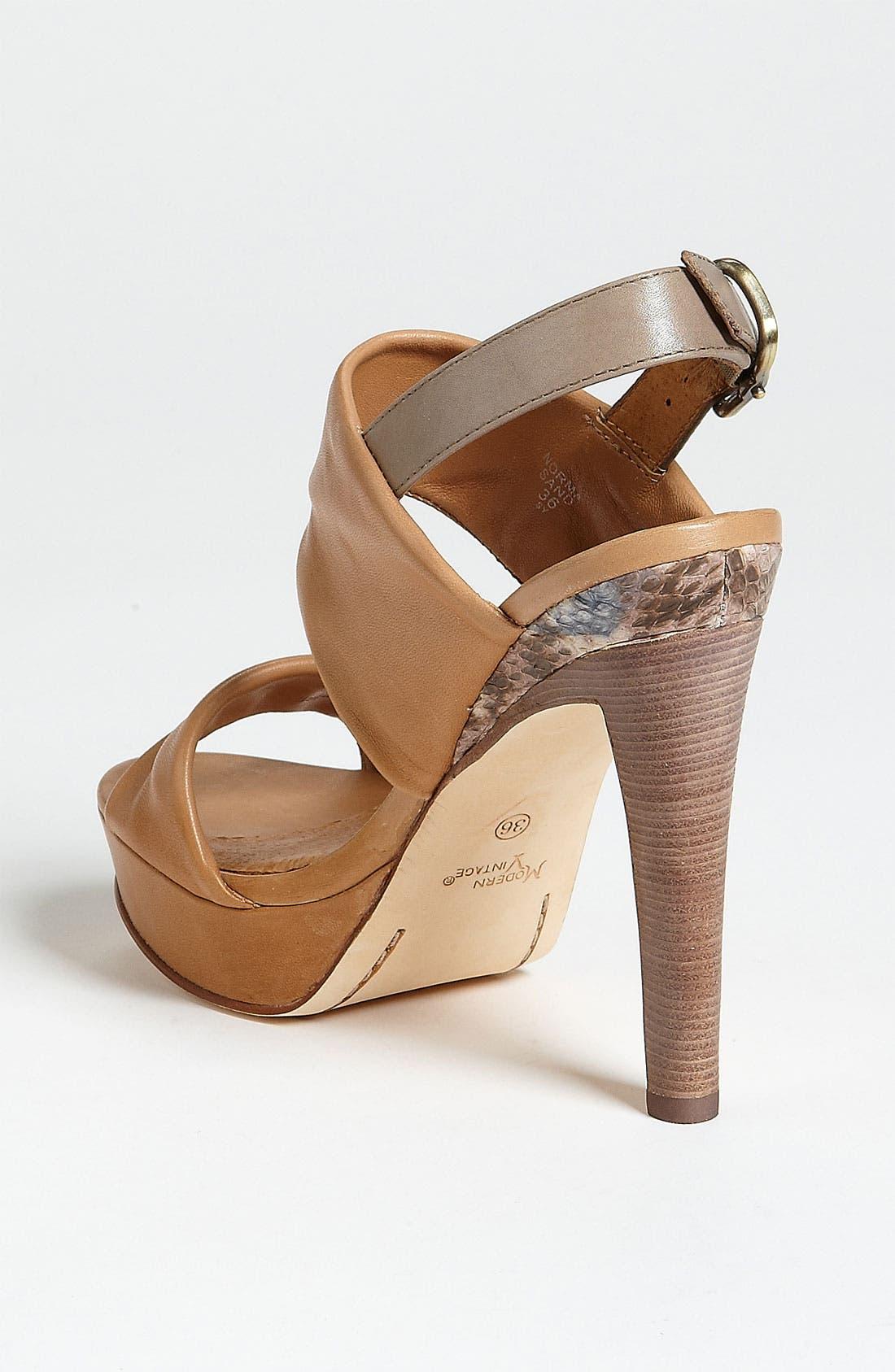 Alternate Image 2  - Modern Vintage 'Norma' Sandal