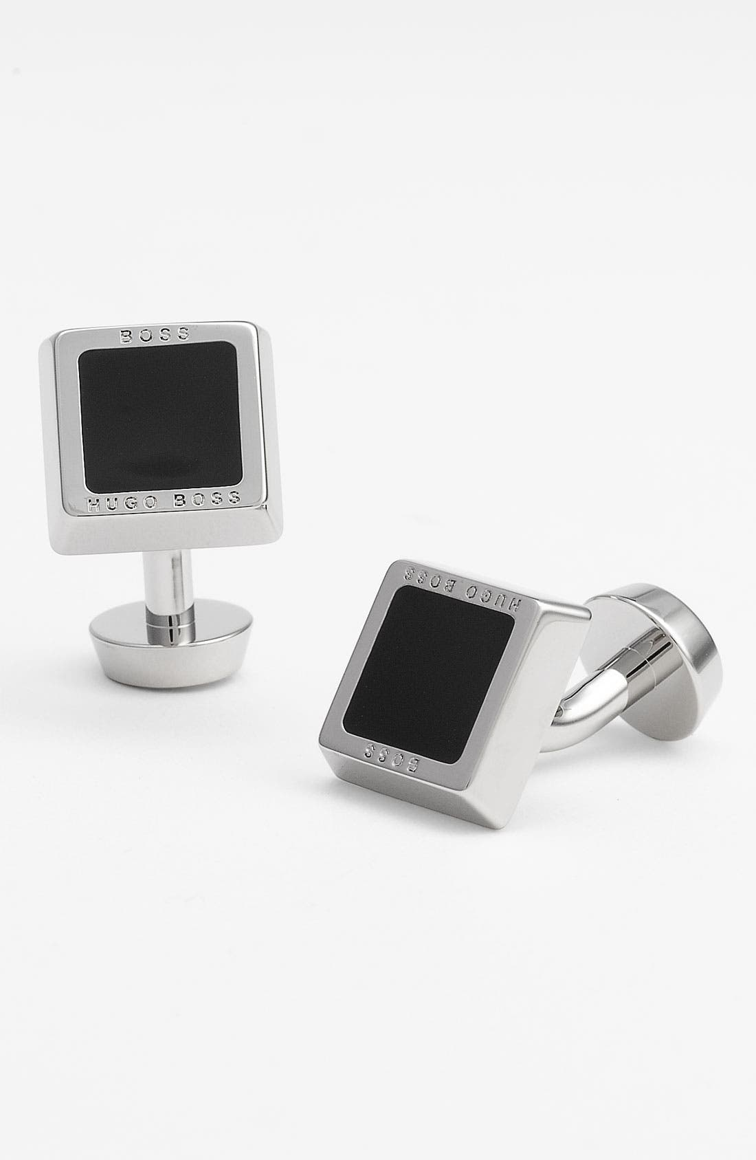Main Image - BOSS HUGO BOSS 'Franzisko' Cuff Links