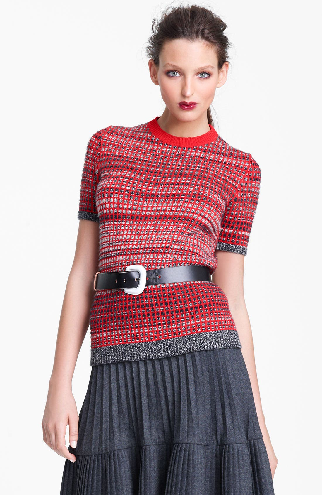 Alternate Image 1 Selected - Marni Edition Wool & Cashmere Blend Sweater