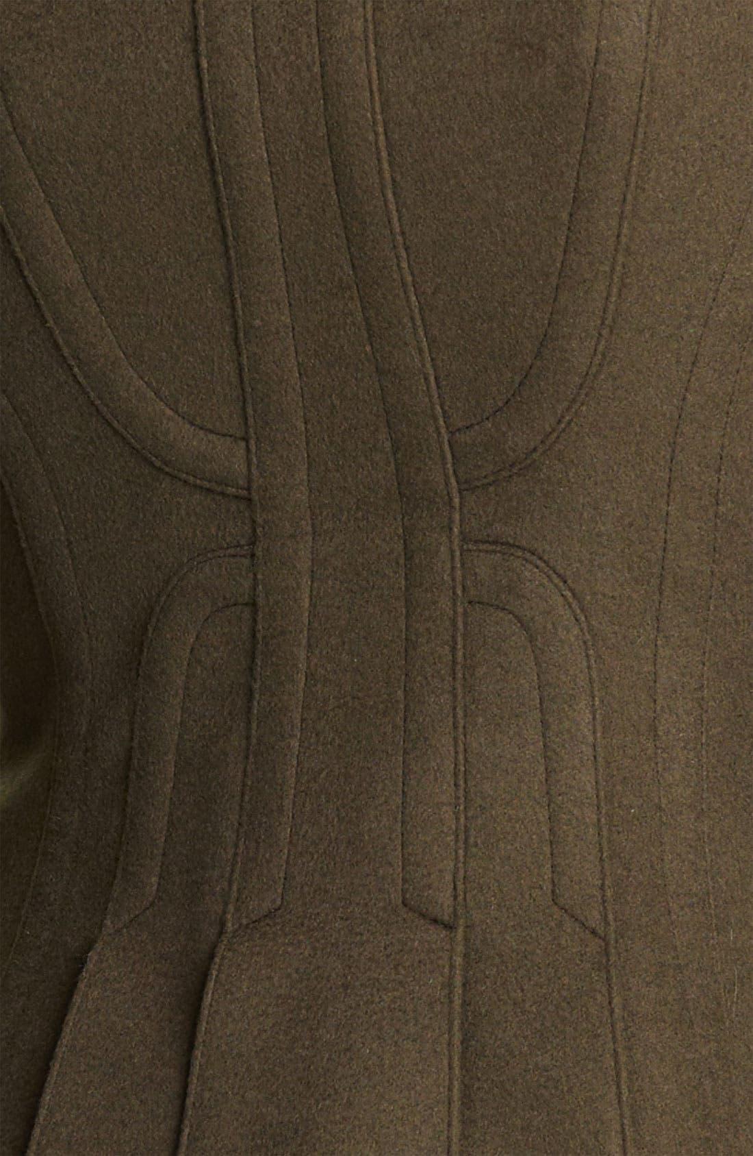Alternate Image 3  - Burberry Prorsum Wool & Cashmere Coat