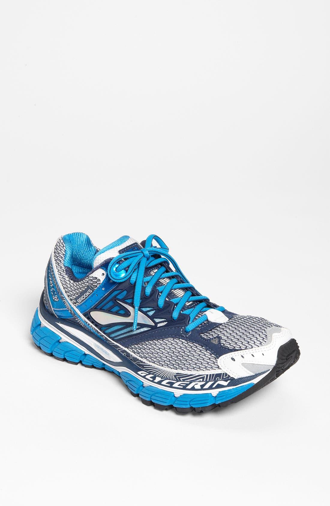 Main Image - Brooks 'Glycerin 10' Running Shoe (Women) (Regular Retail Price: $139.95)