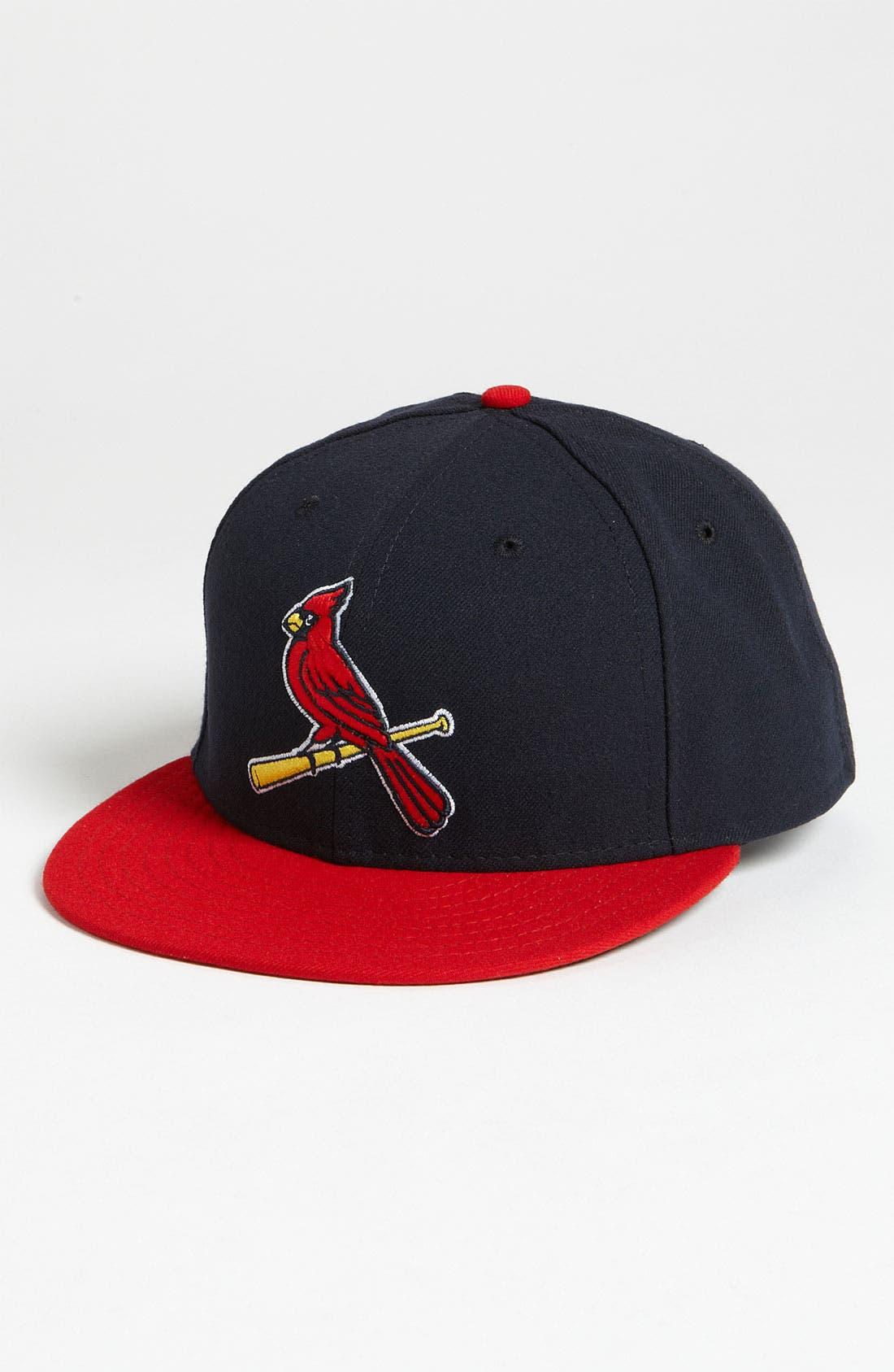 Alternate Image 1 Selected - New Era Cap 'St. Louis Cardinals' Baseball Cap