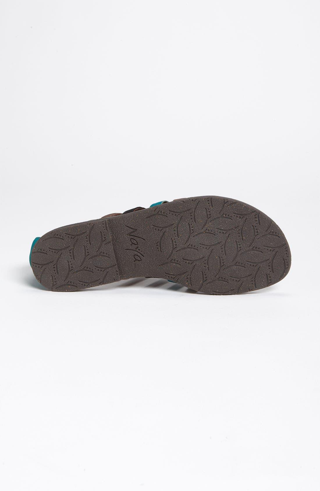 Alternate Image 4  - Naya 'Zamira' Sandal