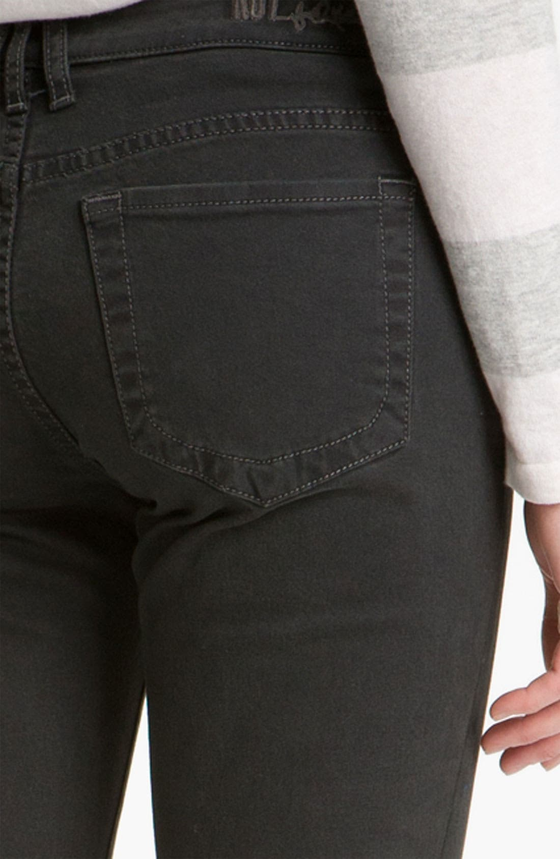 Alternate Image 3  - KUT from the Kloth 'Diana' Skinny Jeans (Graceful Wash)