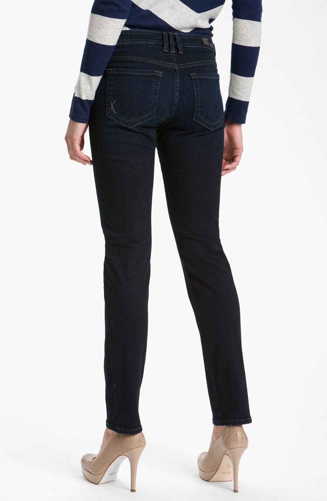 Alternate Image 2  - KUT from the Kloth 'Diana' Skinny Jeans (Exquisite Wash)