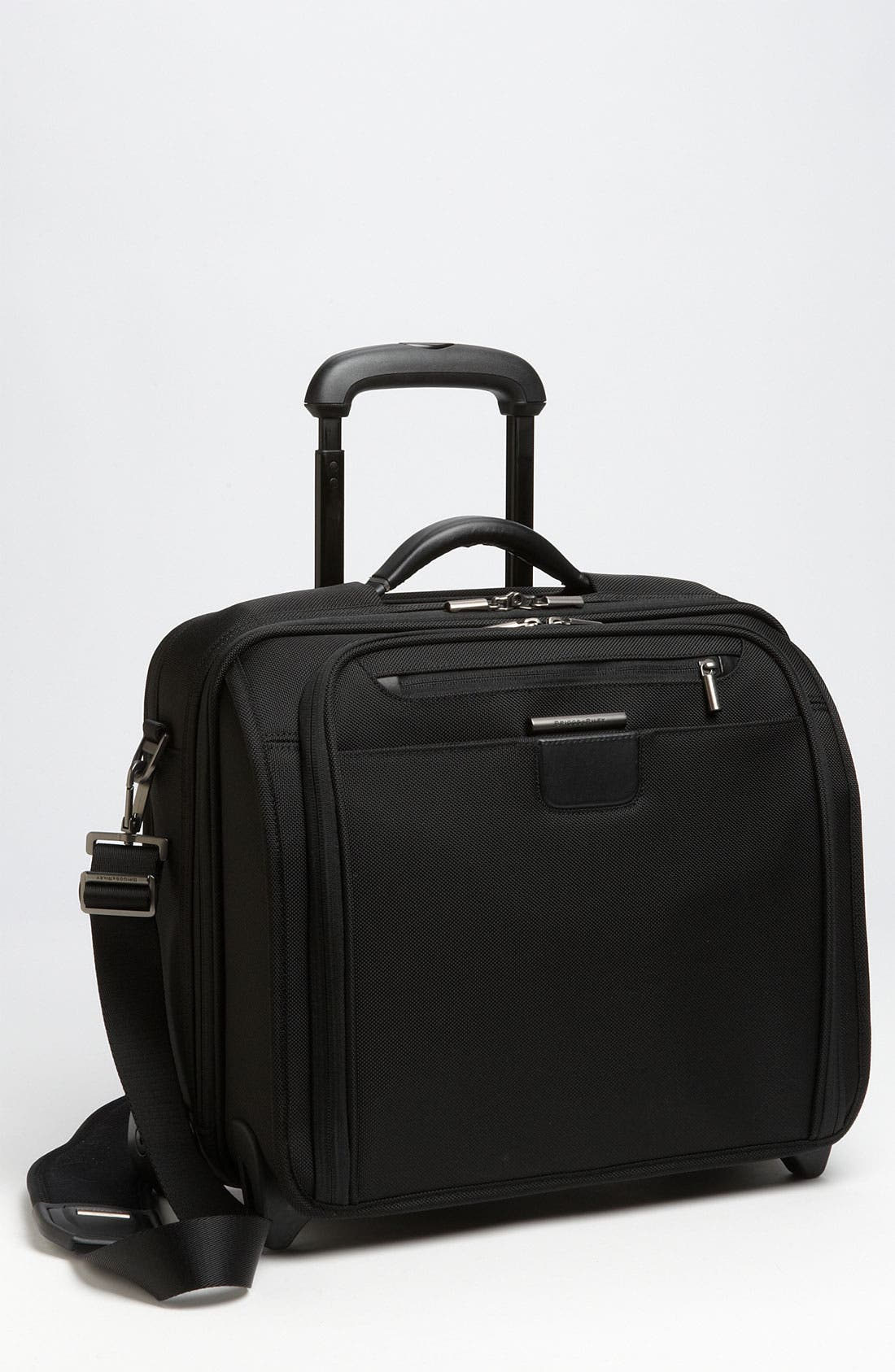 Main Image - Briggs & Riley 'Work - Medium Slim' Wheeled Briefcase